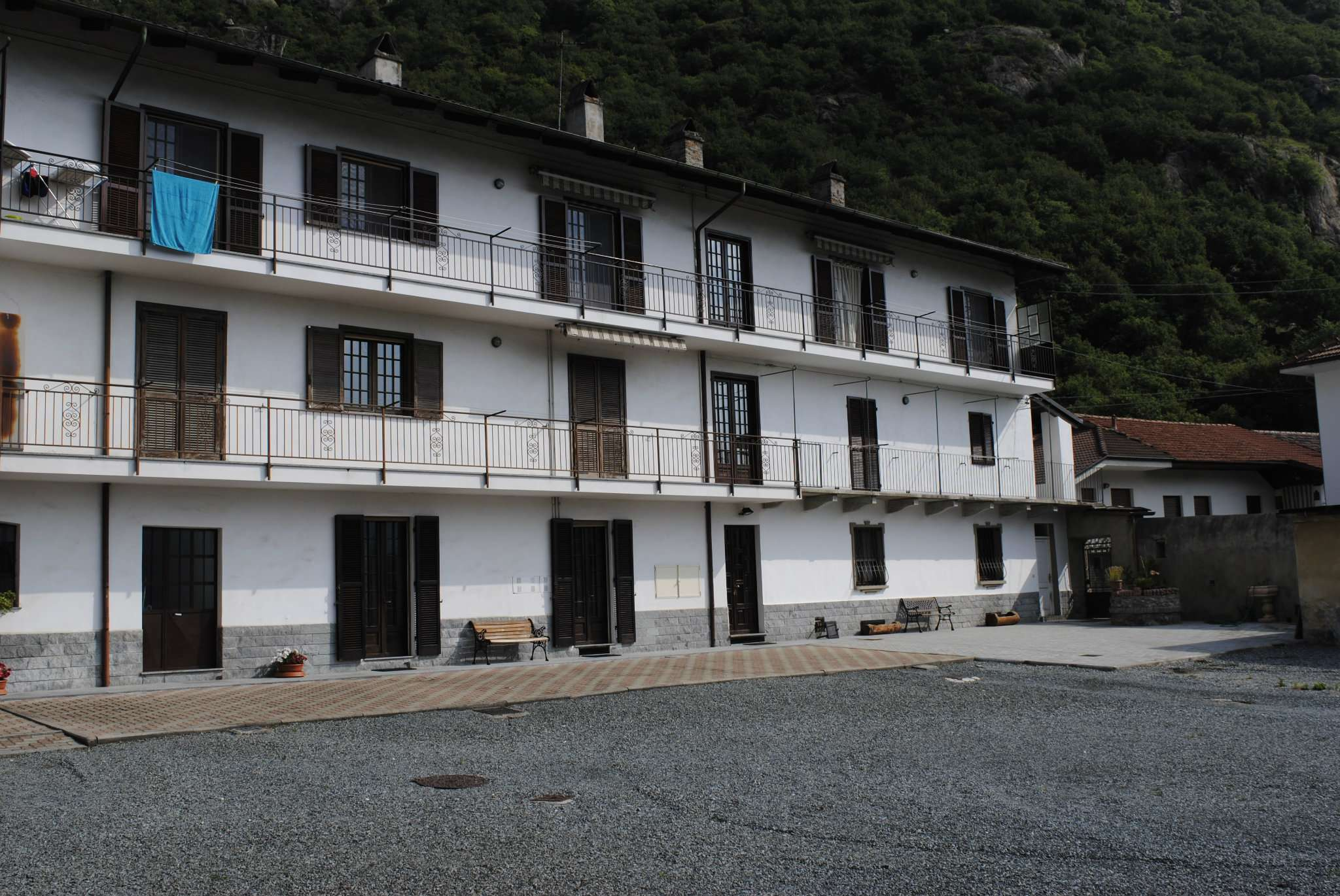 Bilocale Condove Borgata Grangetta 7