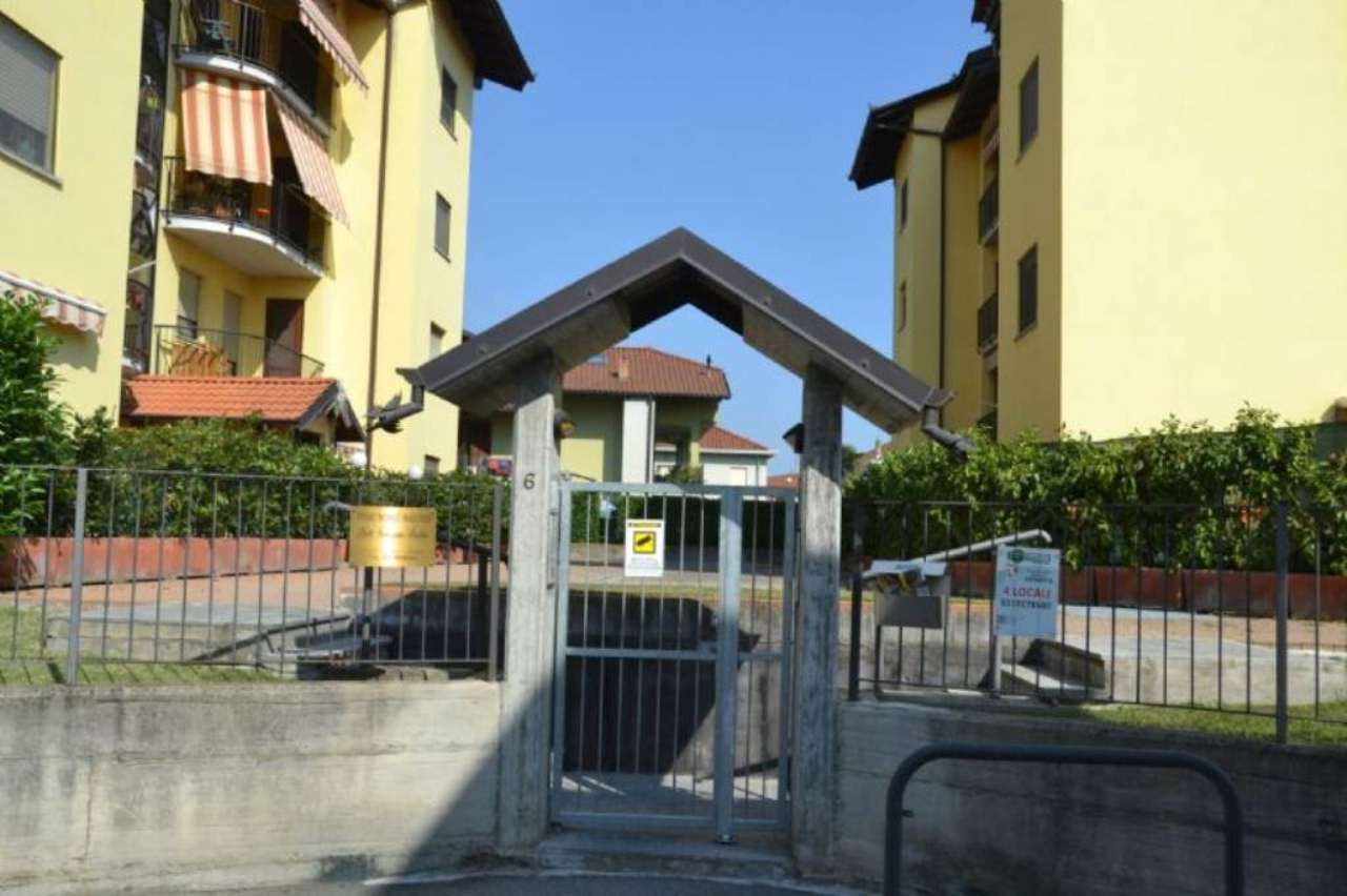 Bilocale Brandizzo Via Garibaldi 3