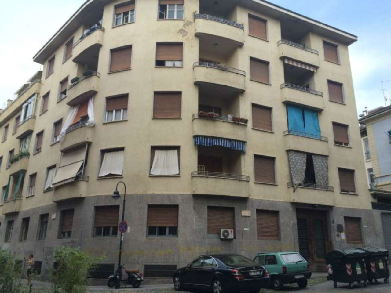 Bilocale Torino Via Borgo Dora 1
