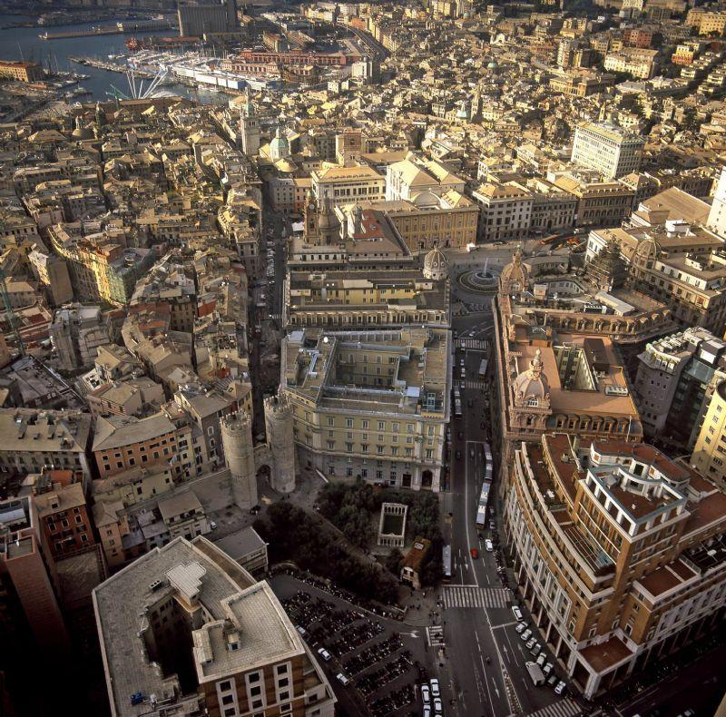Genova Vendita POSTO AUTO SCOPERTO Immagine 0