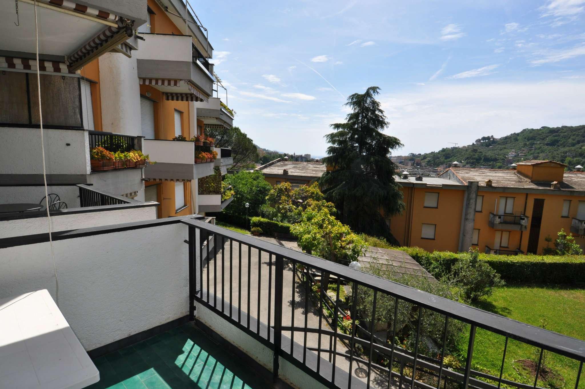 Bilocale Rapallo Via Dei Lauri 5