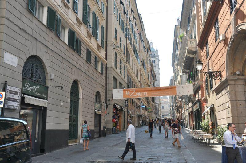 Bilocale Genova Via Ponte Reale 9
