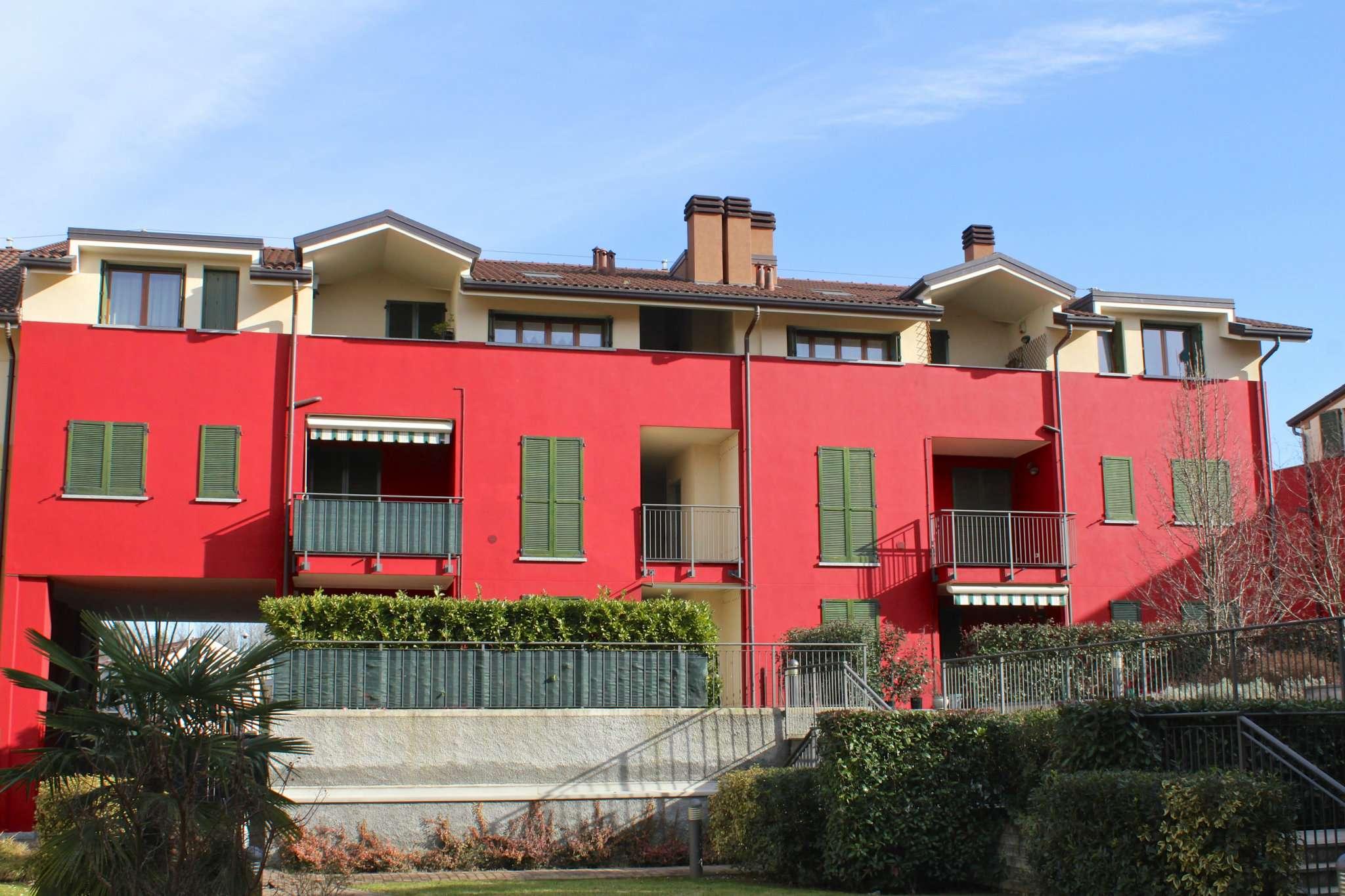 Bilocale Bernareggio Via Via Galileo Galilei 3