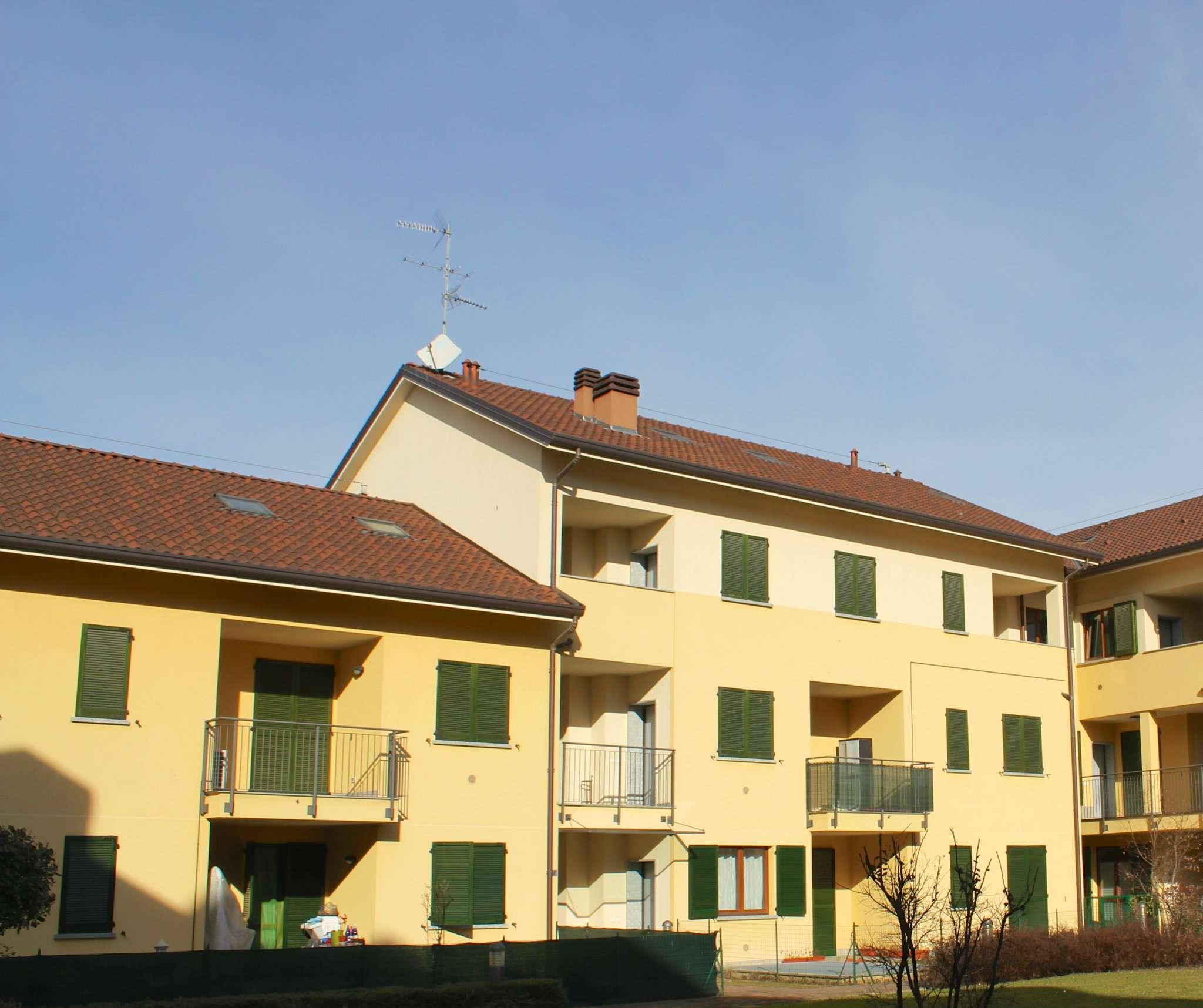 Bilocale Bernareggio Via Via Galileo Galilei 4