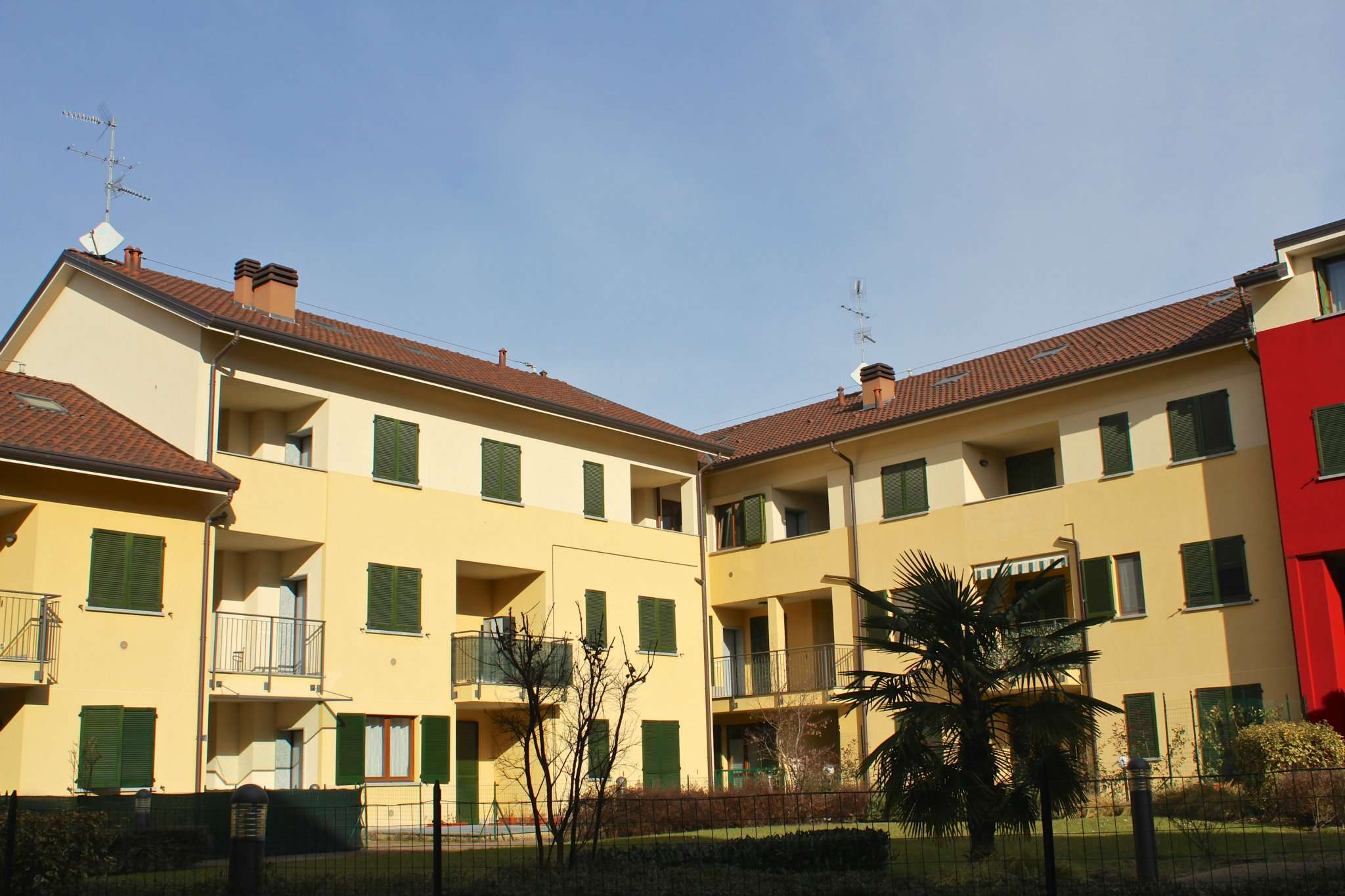 Bilocale Bernareggio Via Via Galileo Galilei 5