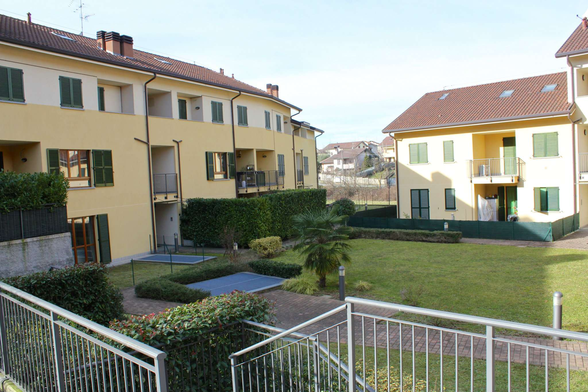 Bilocale Bernareggio Via Via Galileo Galilei 6
