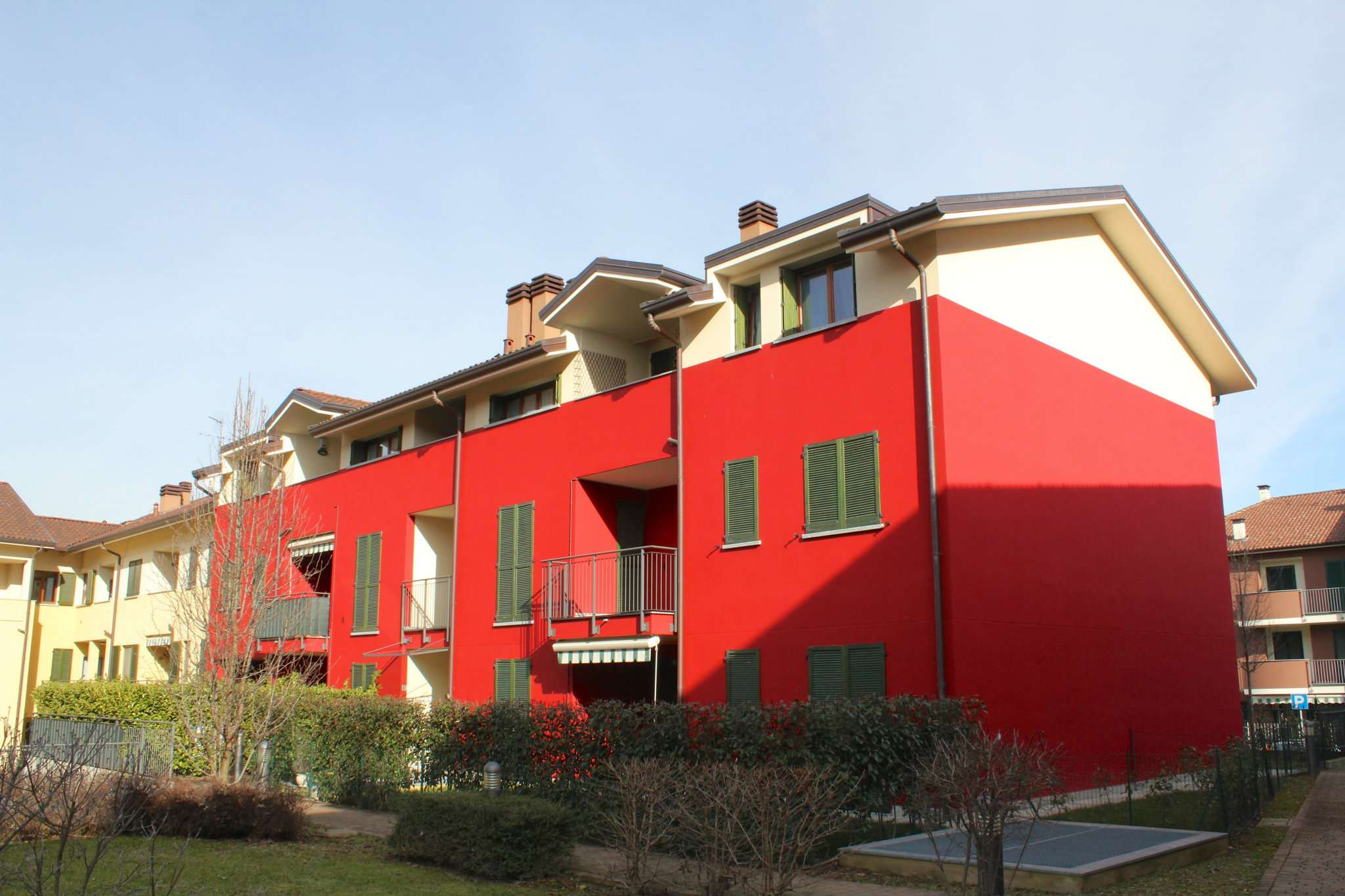 Bilocale Bernareggio Via Via Galileo Galilei 8