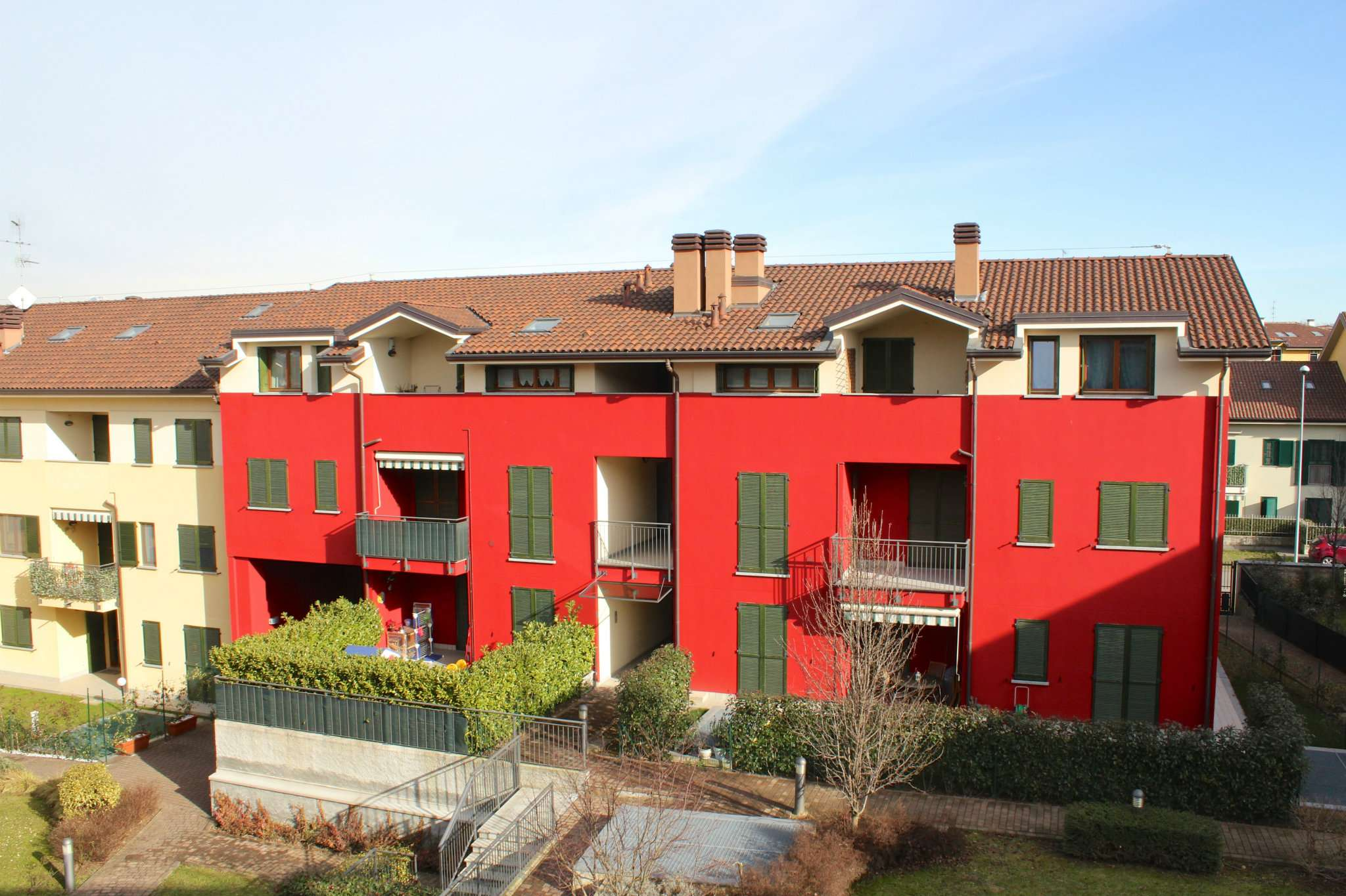 Bilocale Bernareggio Via Via Galileo Galilei 10