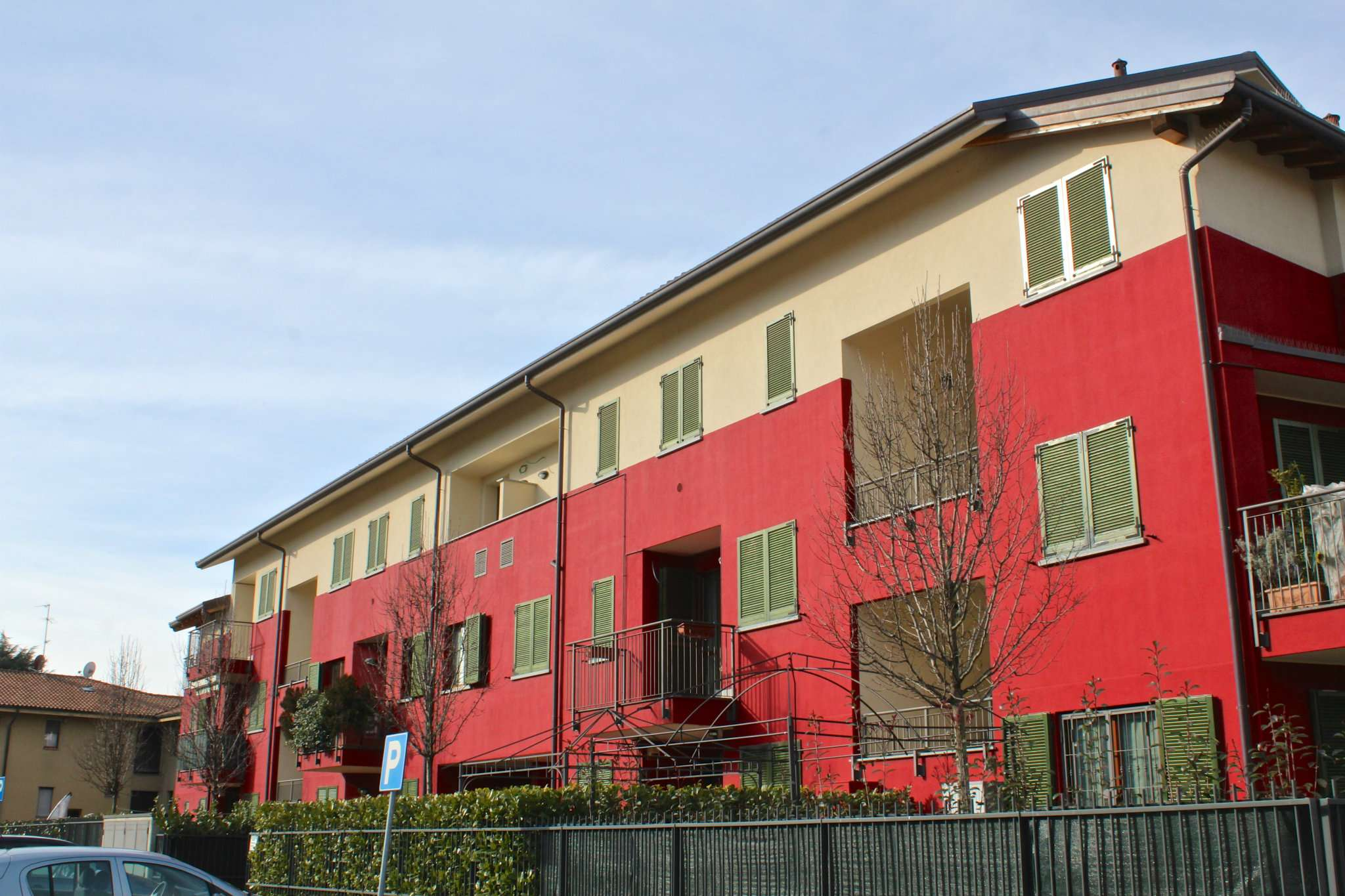Bilocale Bernareggio Via Via Galileo Galilei 12