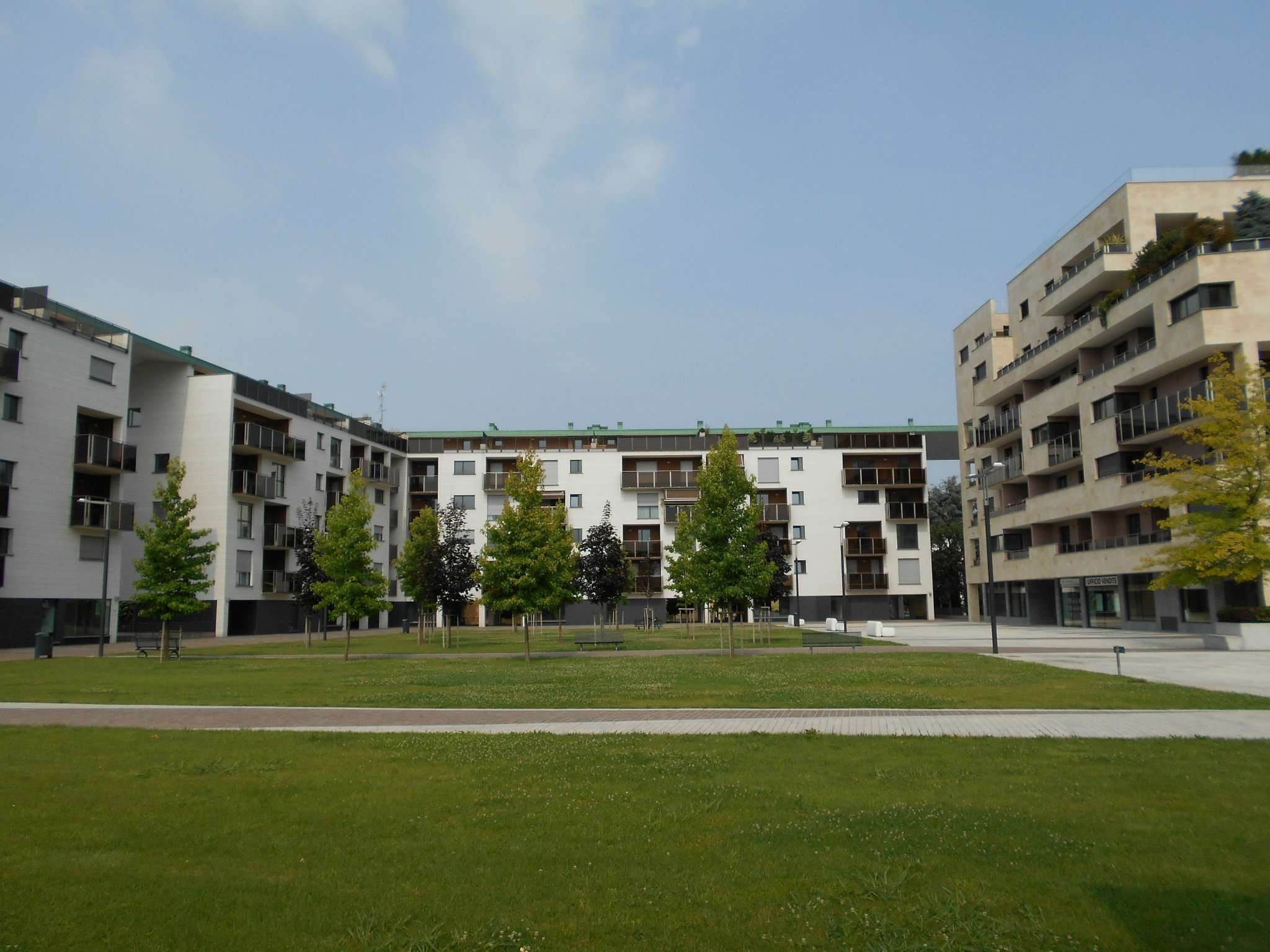 Bilocale Vimercate Via Milano 12