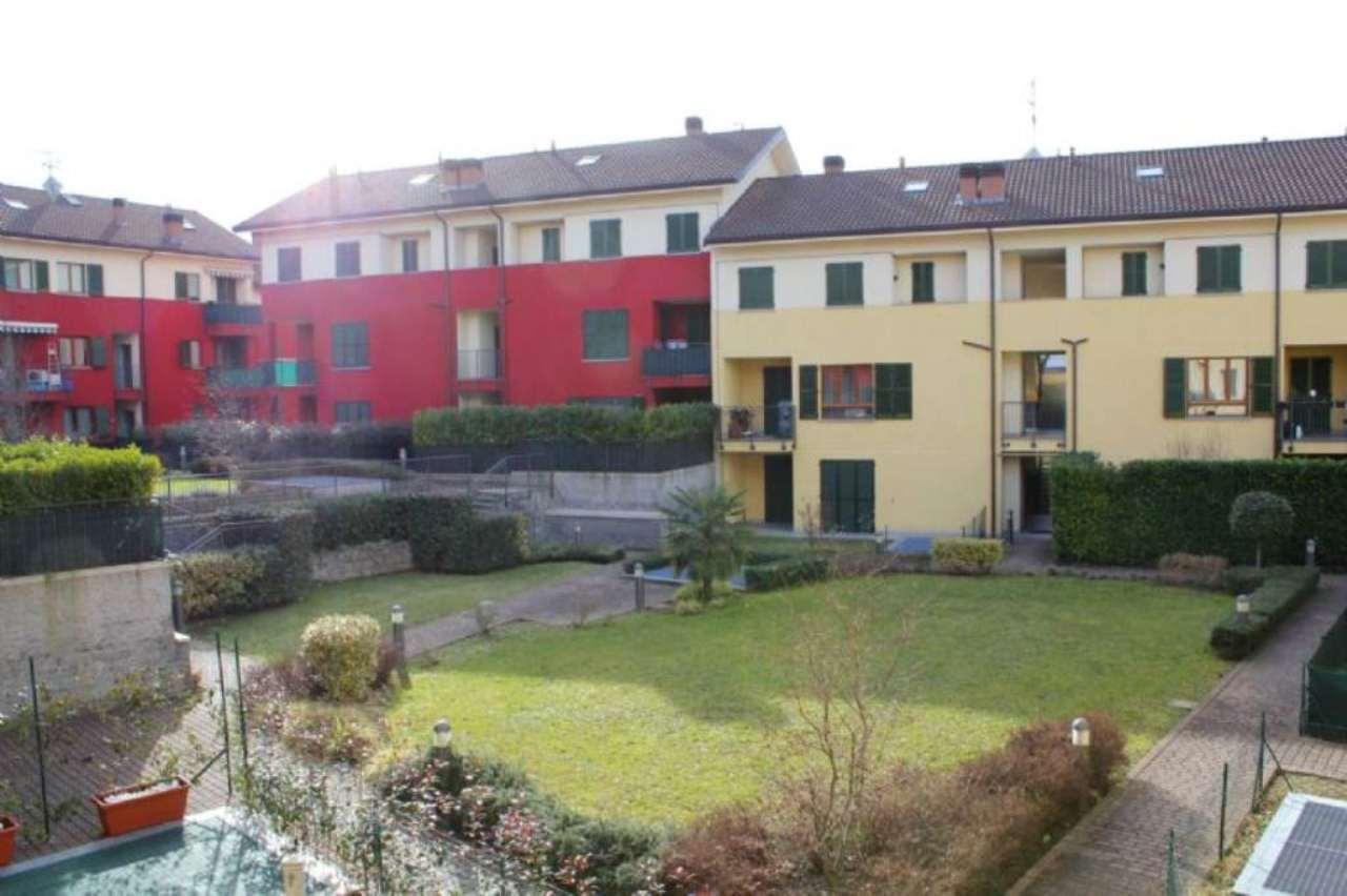 Bilocale Bernareggio Via Galileo Galilei 8