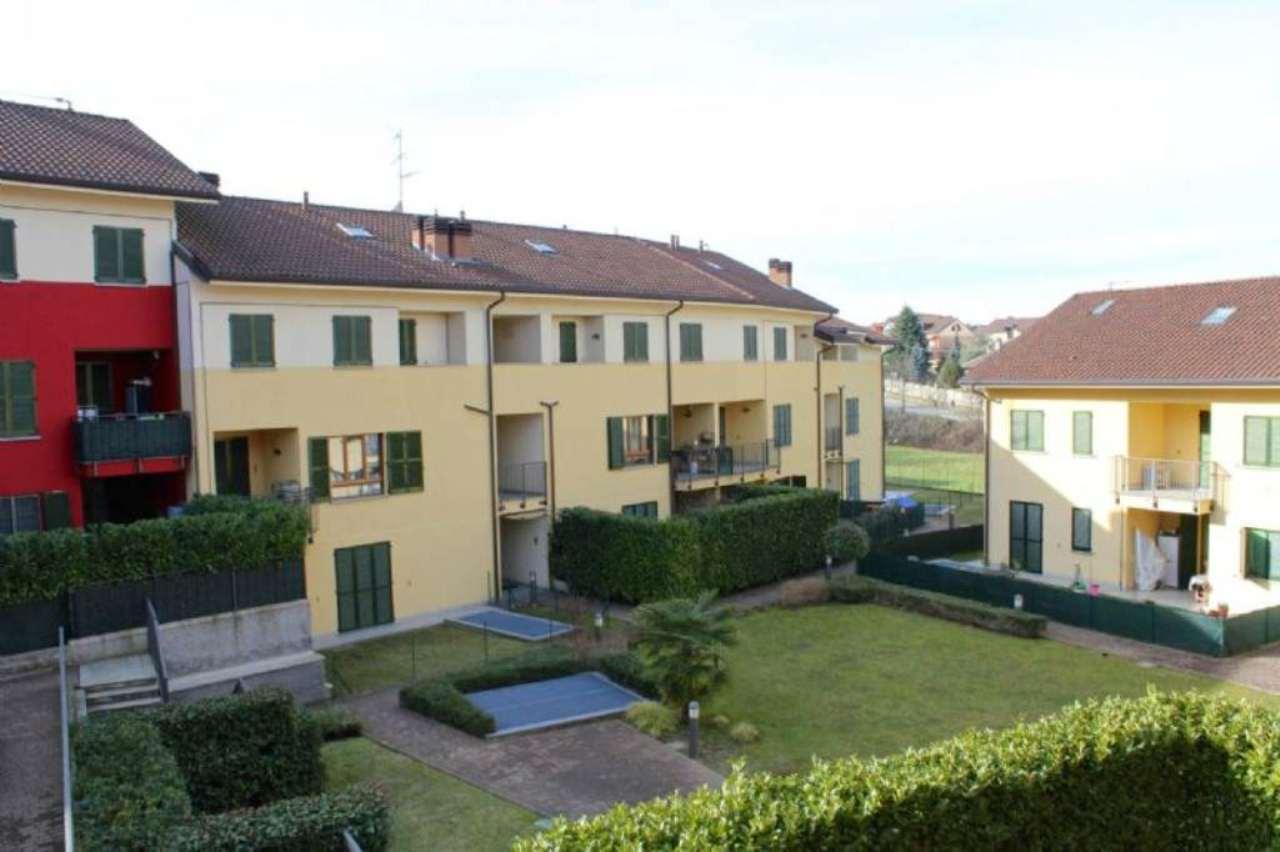 Bilocale Bernareggio Via Galileo Galilei 11