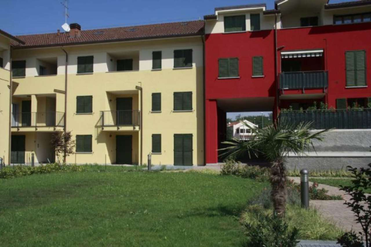 Bilocale Bernareggio Via Galileo Galilei 12