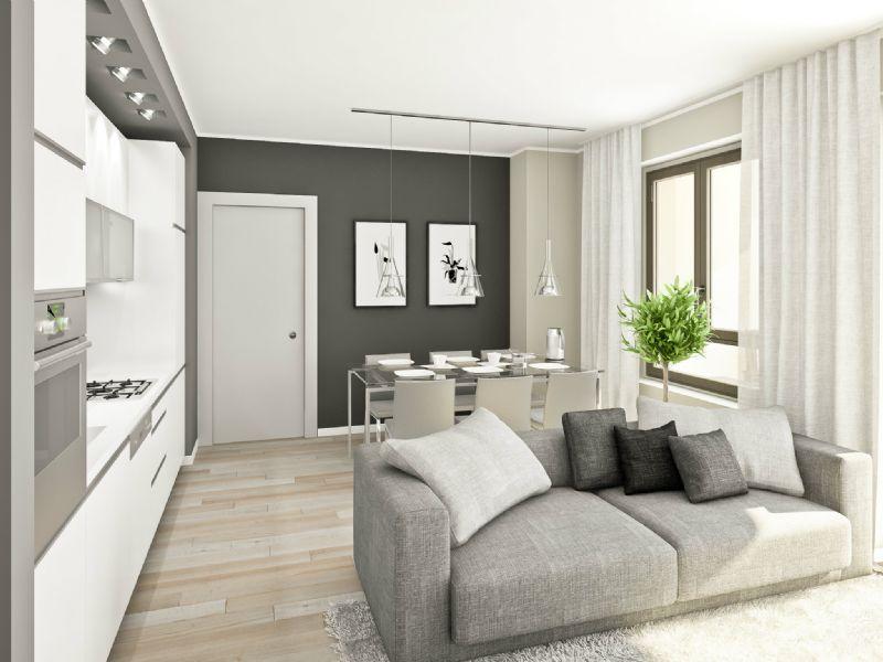 Appartamento in affitto a Agrate Brianza, 2 locali, prezzo € 550 | Cambiocasa.it