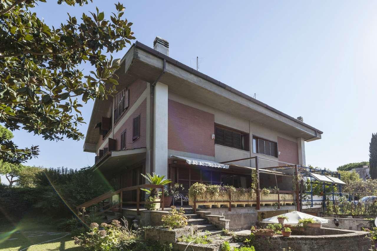 Villa in affitto a Roma in Via Teosebio