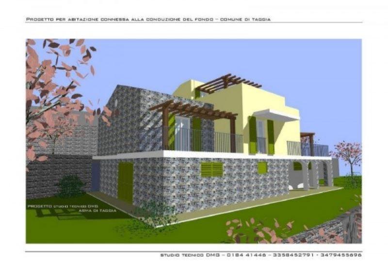 Terreno Edificabile Residenziale in vendita a Taggia, 9999 locali, prezzo € 180.000   Cambio Casa.it