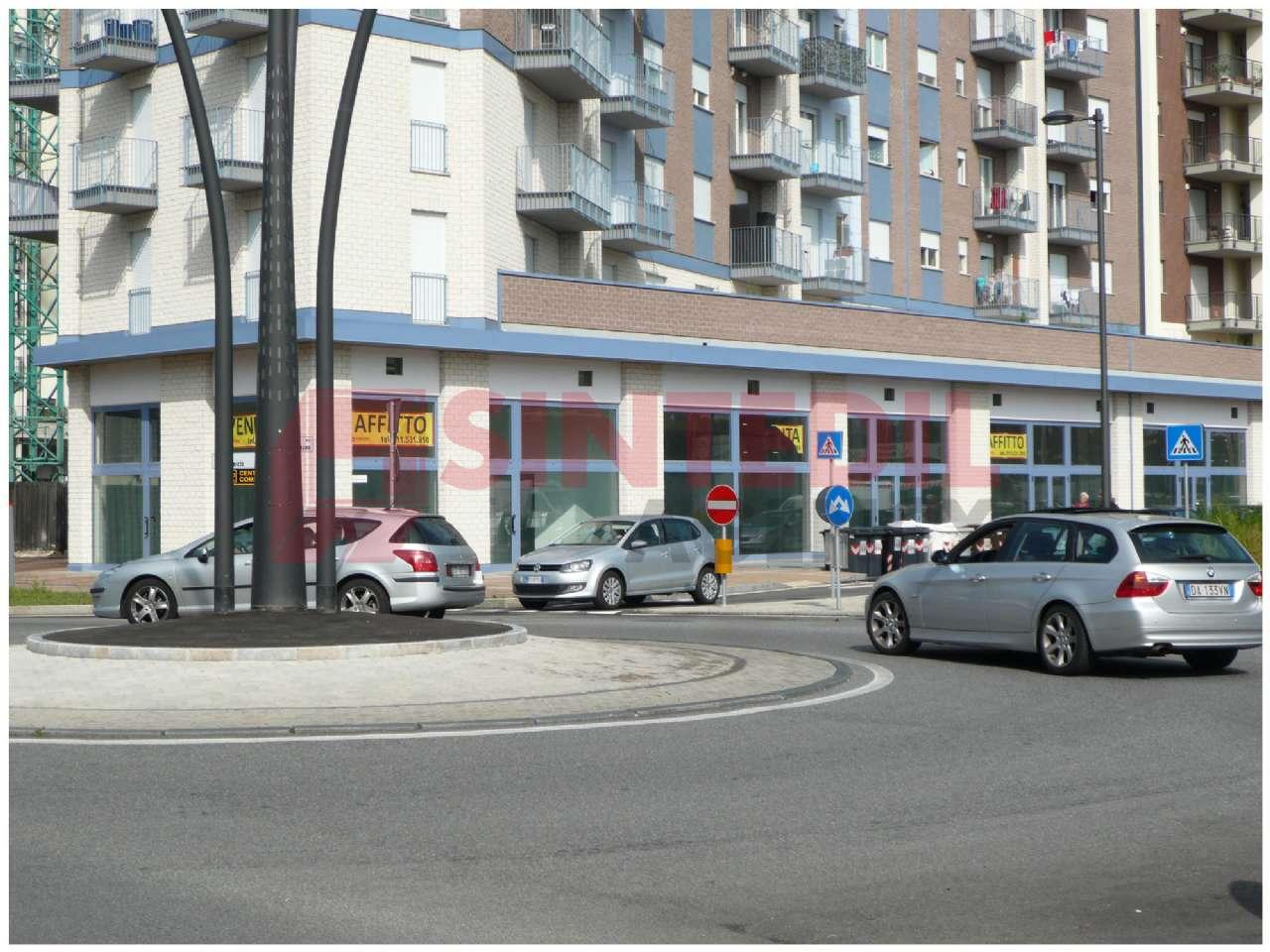 Immagine immobiliare locale commerciale 551 mq Via De Amicis angolo Via Niccolò Tommaseo, in contesto di nuovo insediamento residenziale e commerciale, nelle vicinanze del nuovissimo Centro Commerciale Ipercoop 'Piazza Paradiso', affittiamo un ampio...