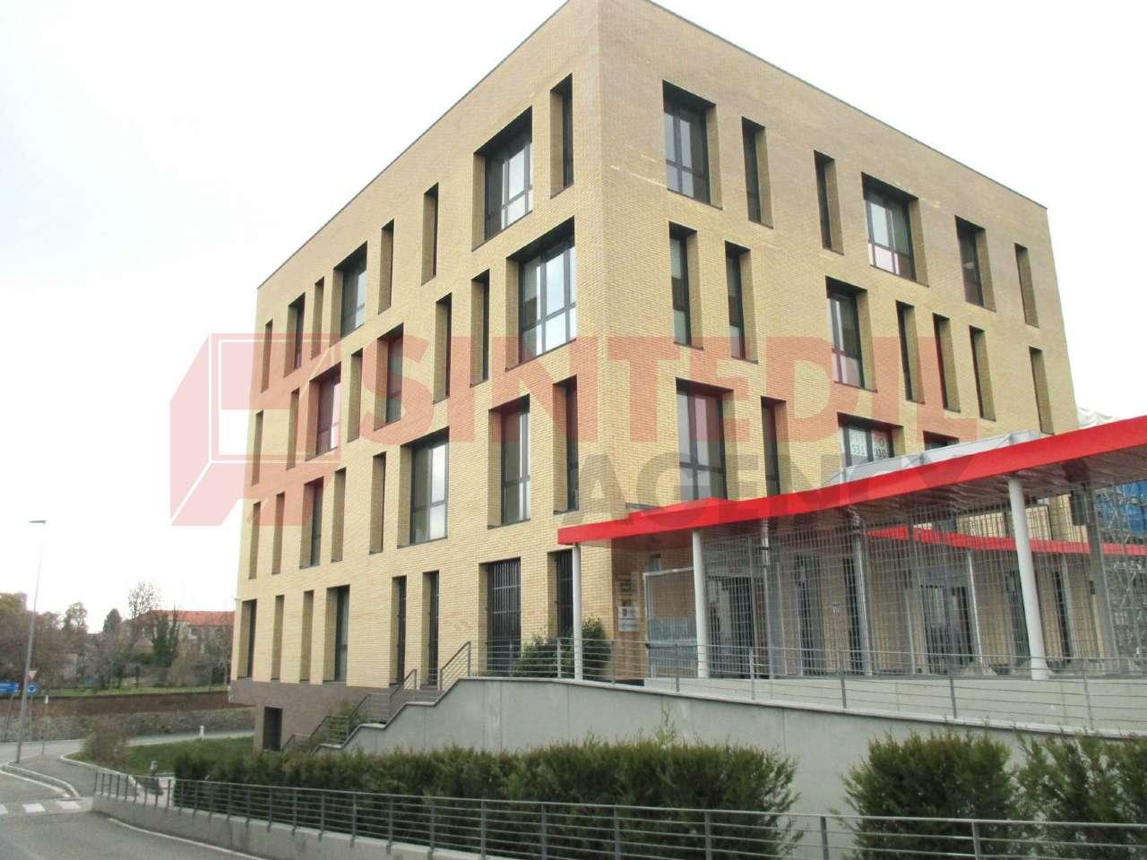 Immagine immobiliare affitto ufficio in palazzina direzionale A Rivarolo Canavese, Via Vallero (zona centrale) nella nuova palazzina direzionale denominata
