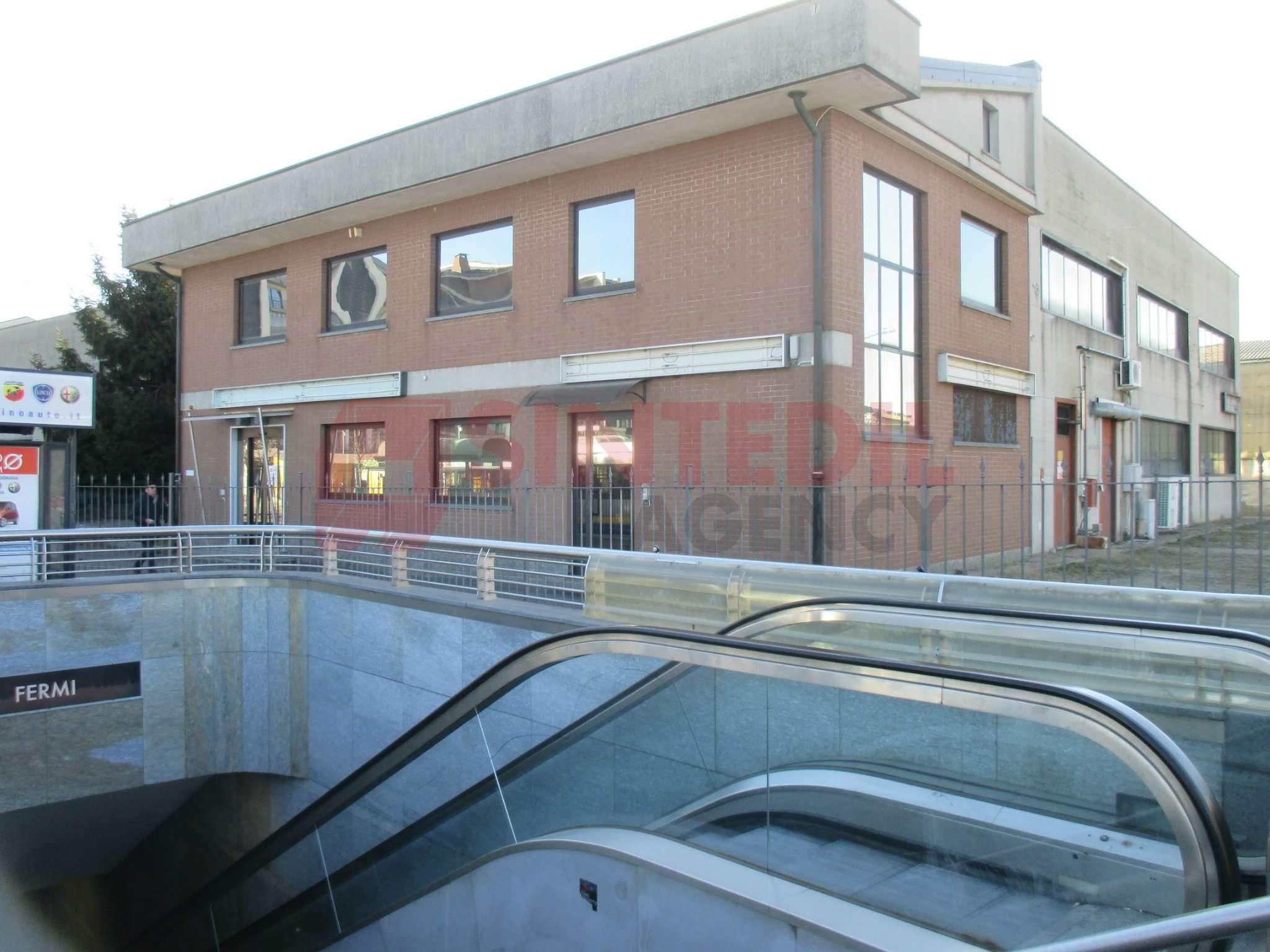 Magazzino/Laboratorio in affitto via De Amicis 73 Collegno