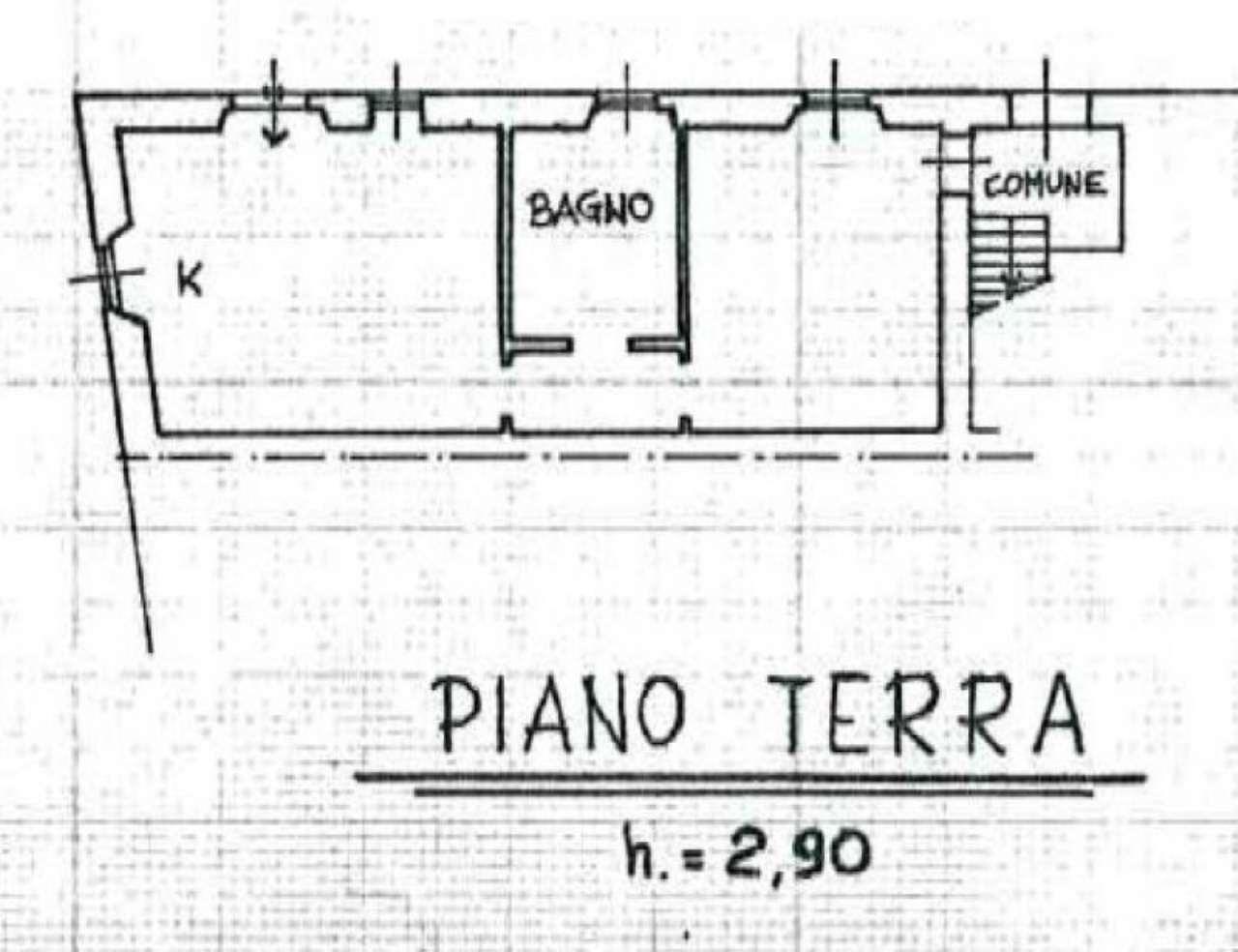 Vendita  bilocale Albano Sant Alessandro Via Iv Novembre 1 633558