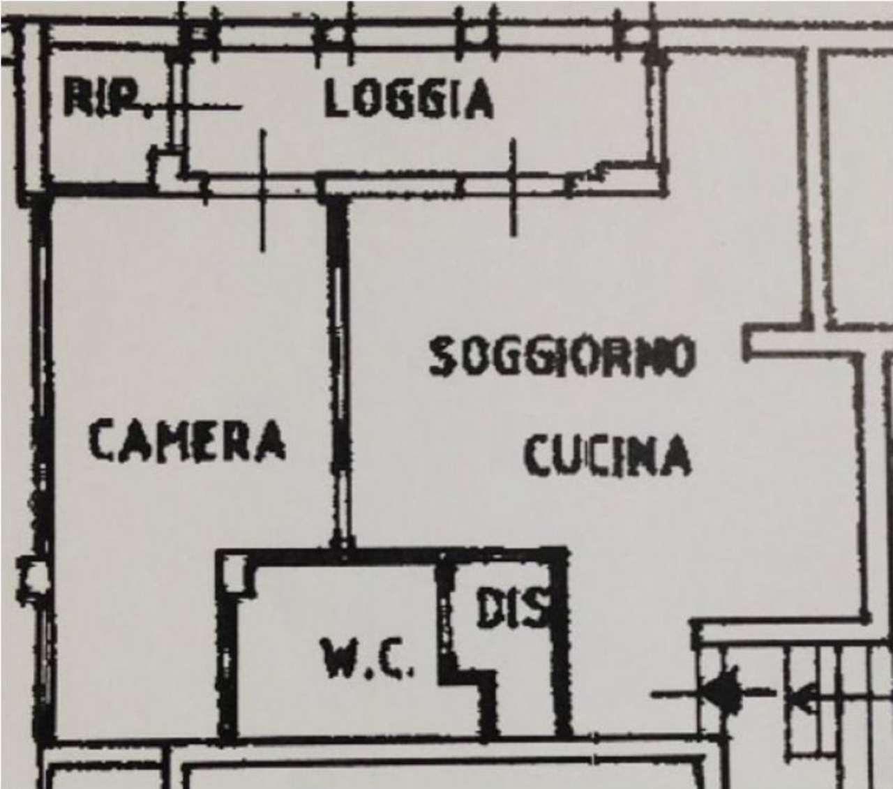 Bilocale Cenate Sotto Via Roma 8