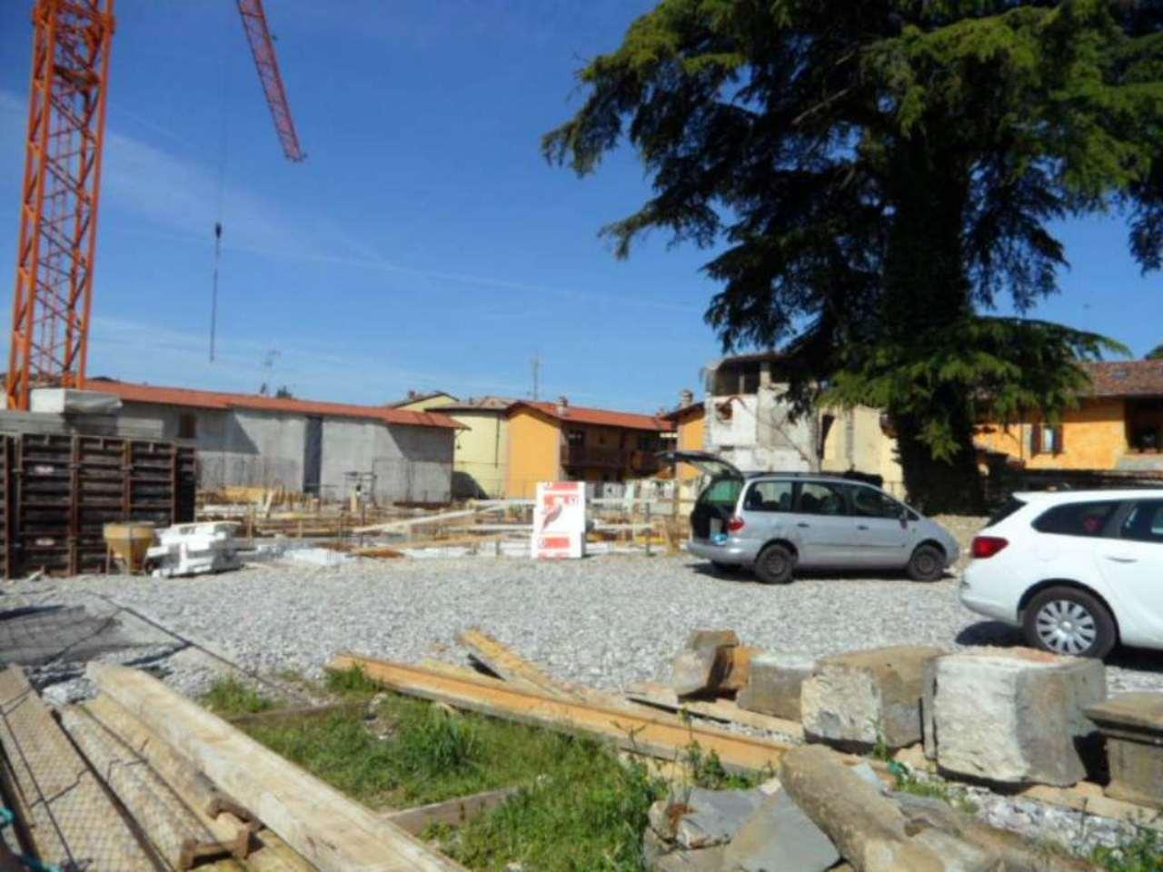 Bilocale Brusaporto Via Colleoni 2