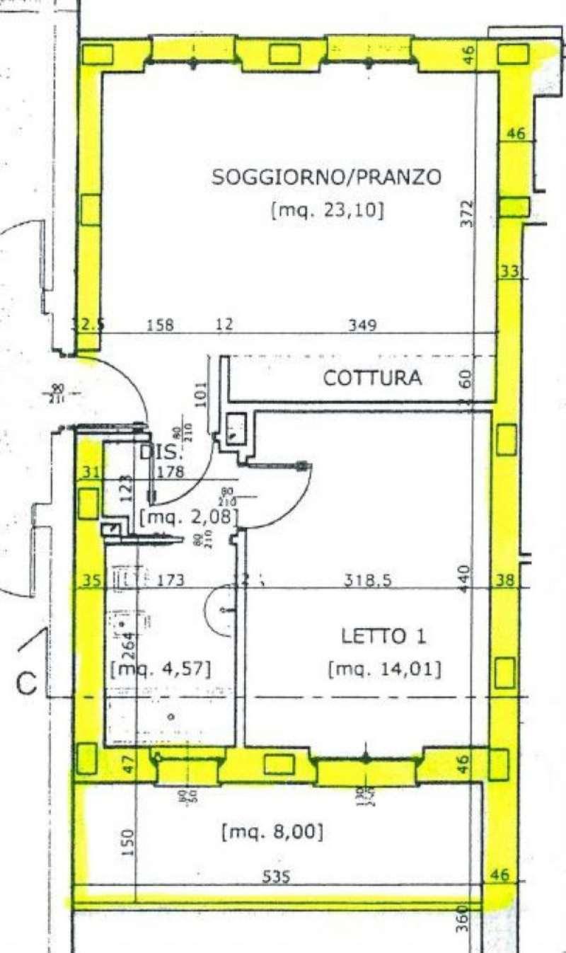 Vendita  bilocale Brusaporto Via Colleoni 1 1006186