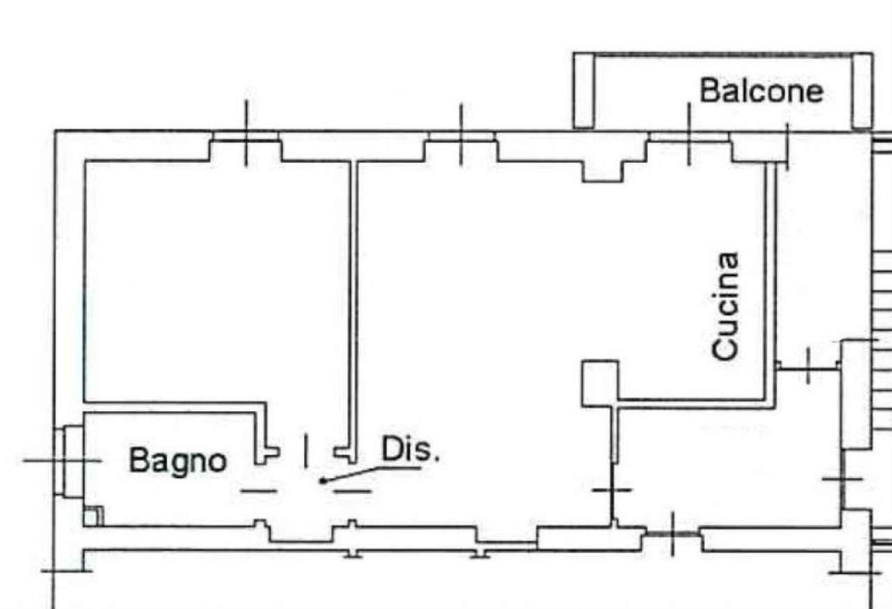Vendita  bilocale Bergamo Via Leonardo Da Vinci 1 950564