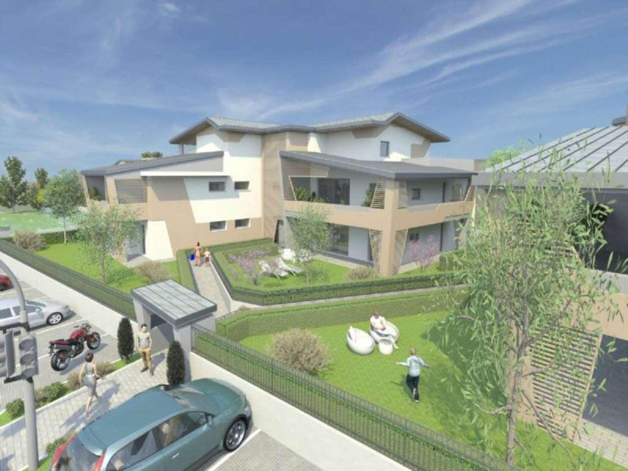 Appartamento in vendita a Seriate, 3 locali, prezzo € 275.000 | Cambio Casa.it