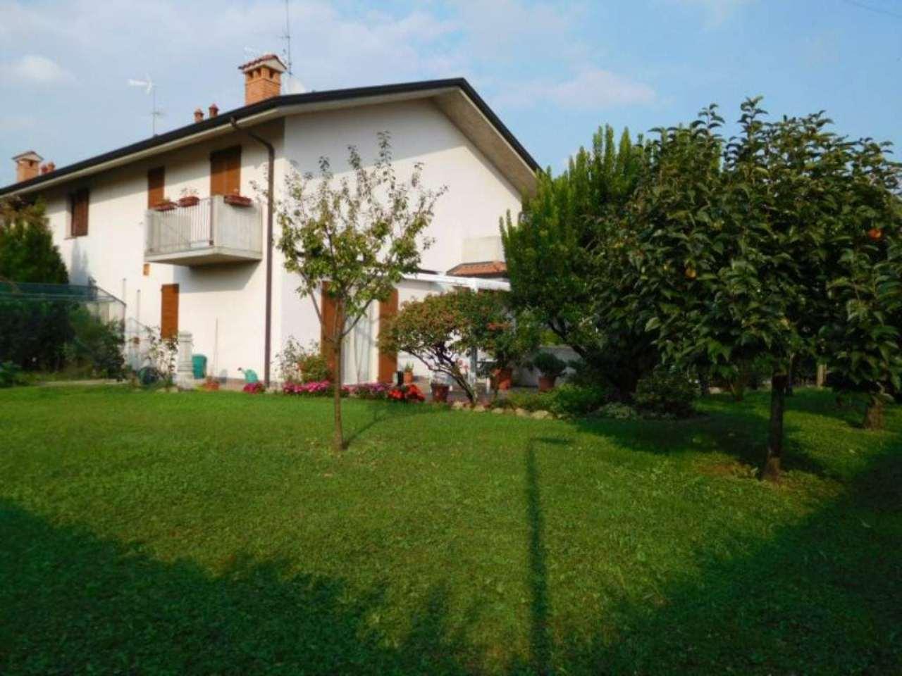 Villa Bifamiliare in vendita a San Paolo d'Argon, 4 locali, prezzo € 300.000 | Cambio Casa.it