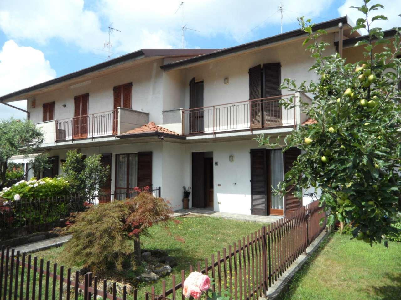 Villa a Schiera in vendita a Cenate Sotto, 4 locali, prezzo € 230.000 | CambioCasa.it