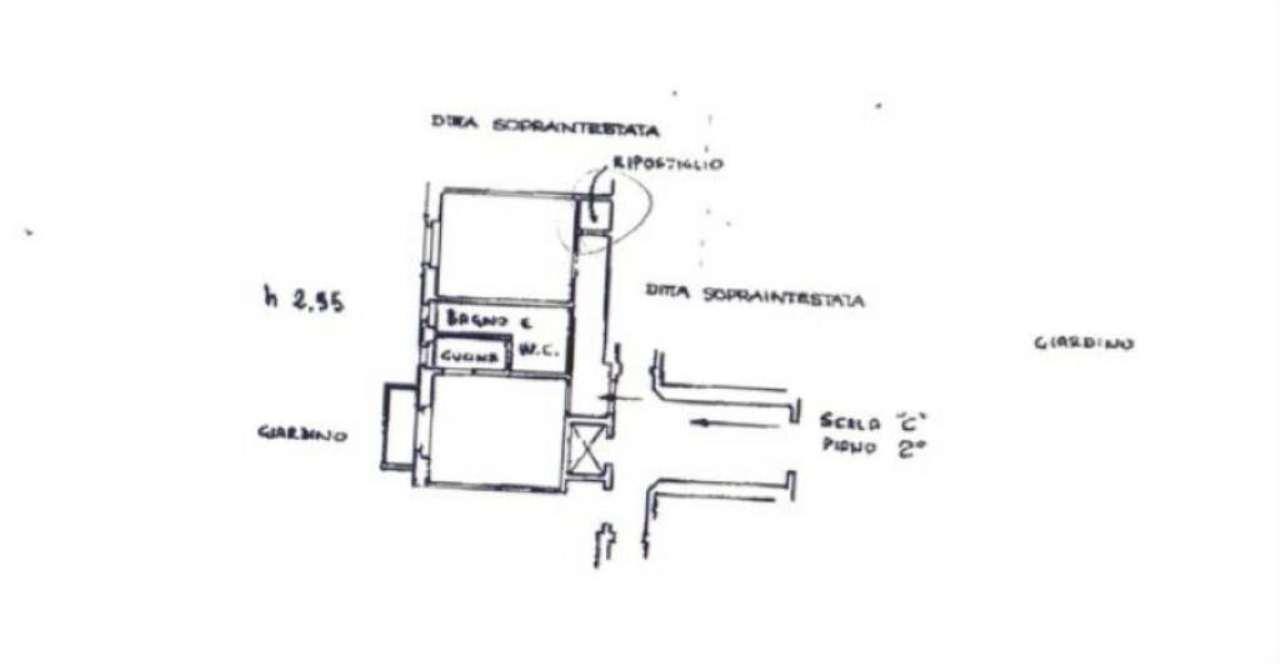 Vendita  bilocale Milano Via Santa Monica 1 993599