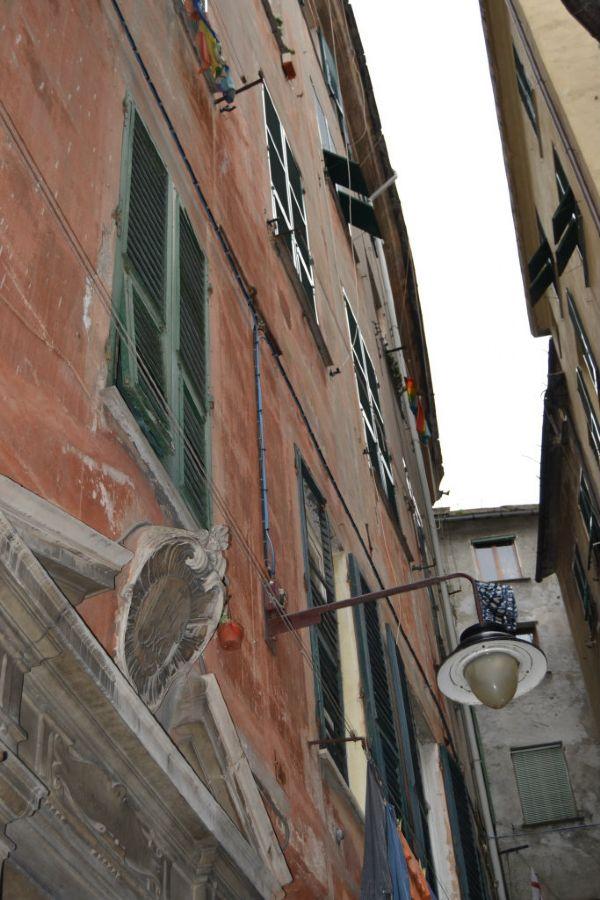 Bilocale Genova Vico Dietro Al Coro Di San Cosimo 1
