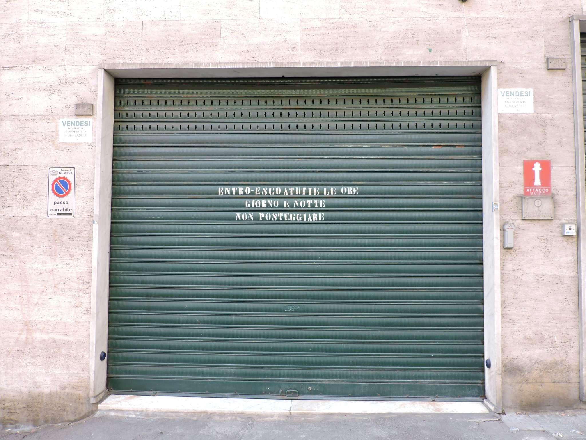Box garage genova vendita zona 8 for 2 piani di box auto gratuiti