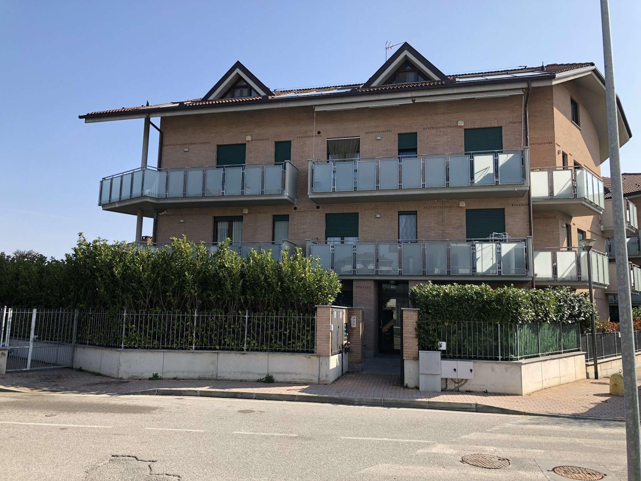Appartamento in affitto via Piave 35 Volpiano