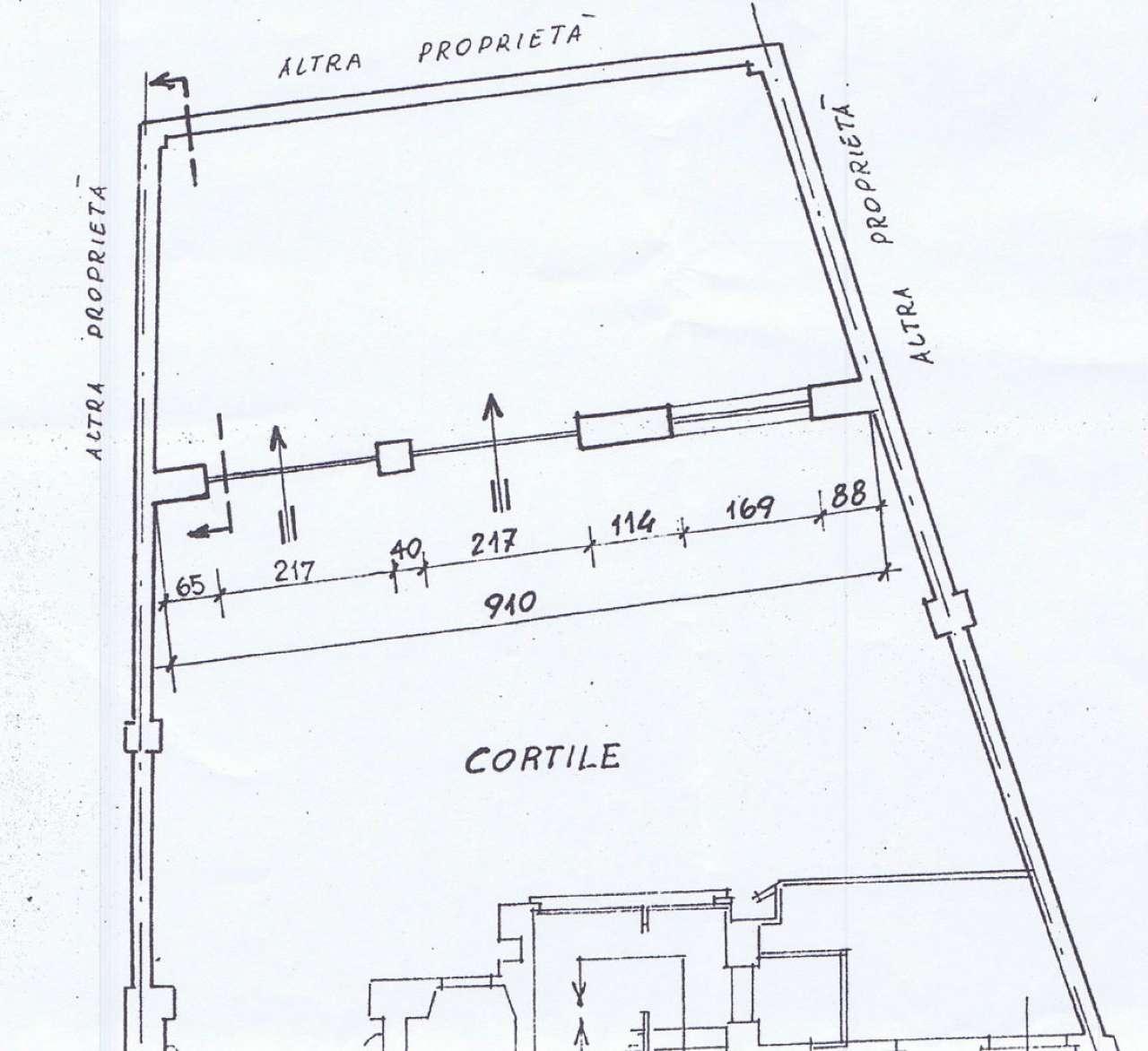 Torino Affitto MAGAZZINO Immagine 1