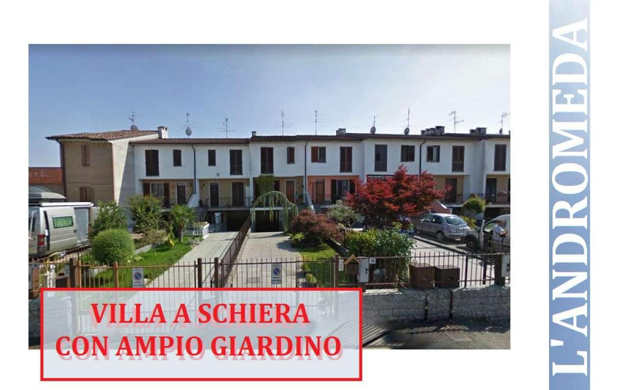 Villa a schiera 5 locali in vendita a Rivolta d'Adda (CR)