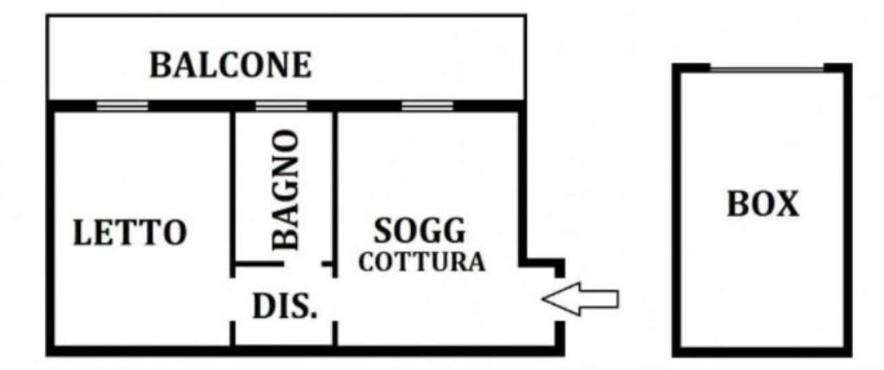 Vendita  bilocale Agnadello Via Marcellino Padre 1 396910