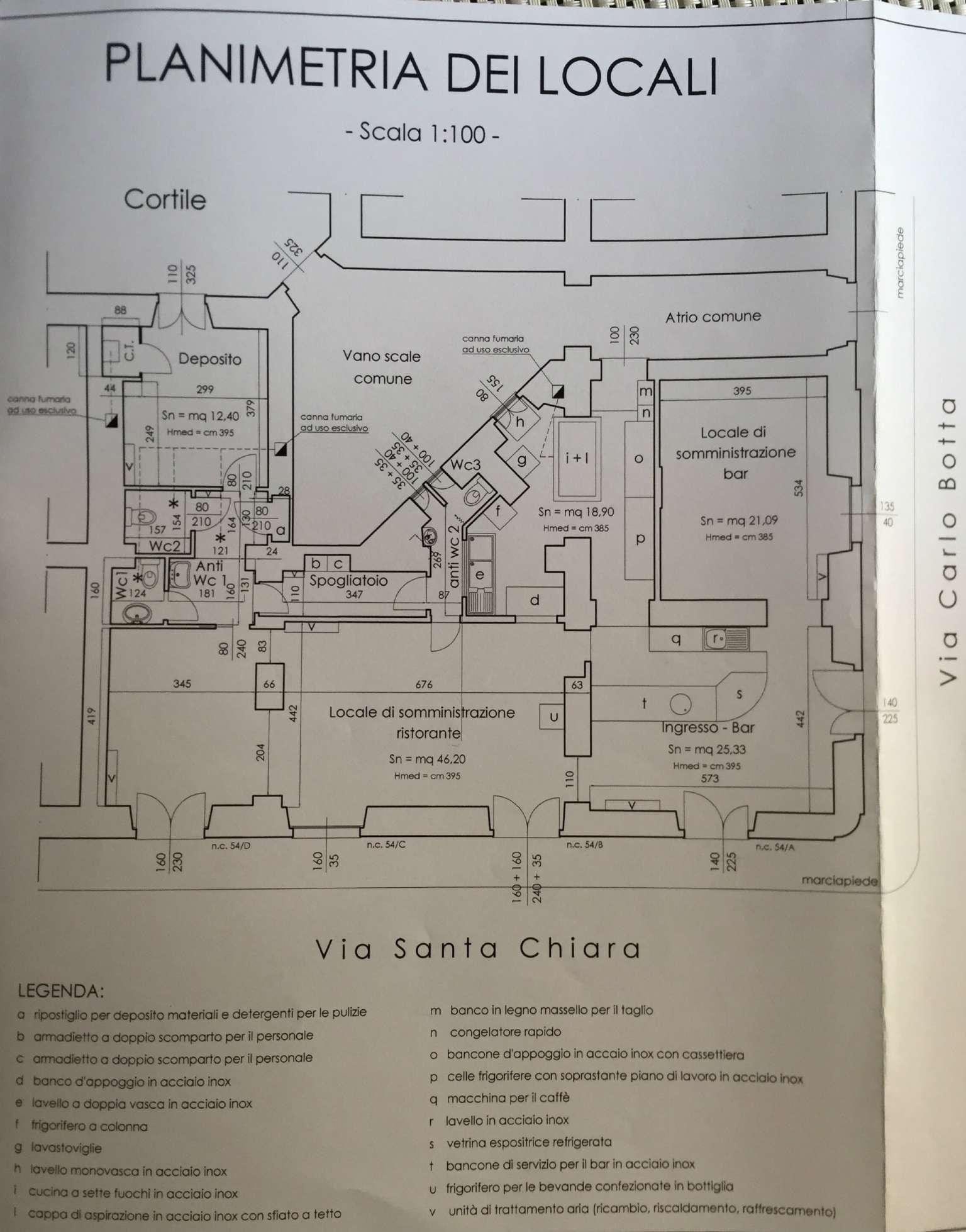 Torino Vendita RISTORAZIONE Immagine 1