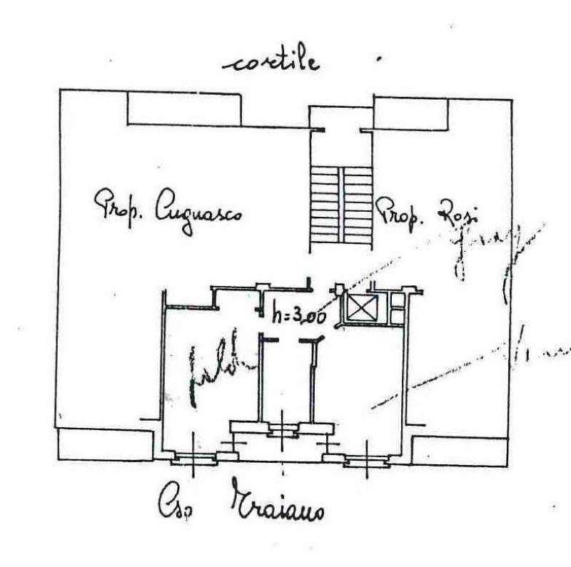 Vendita  bilocale Torino Corso Traiano 1 1011216
