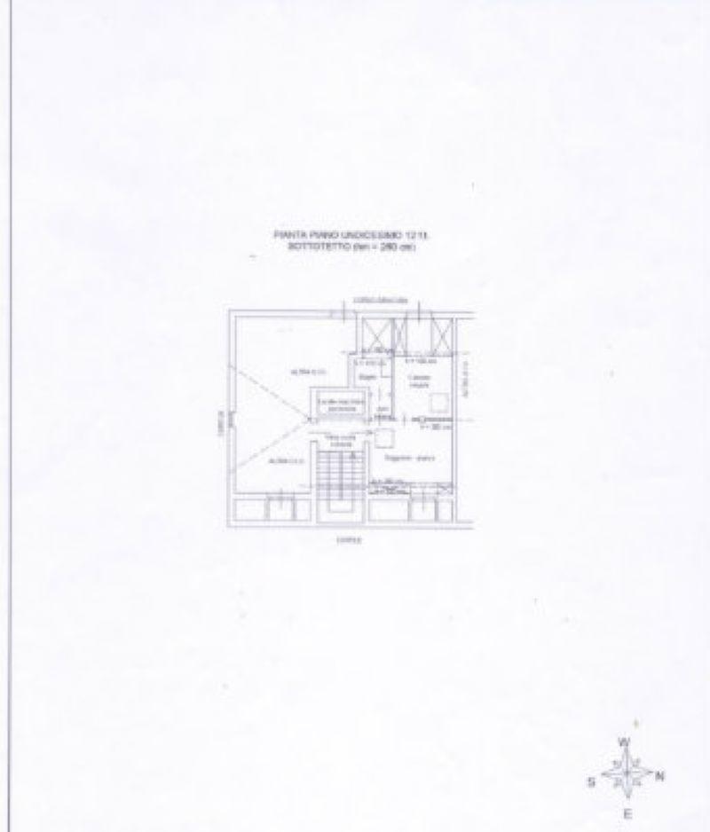 Vendita  bilocale Torino Corso Siracusa 1 392869