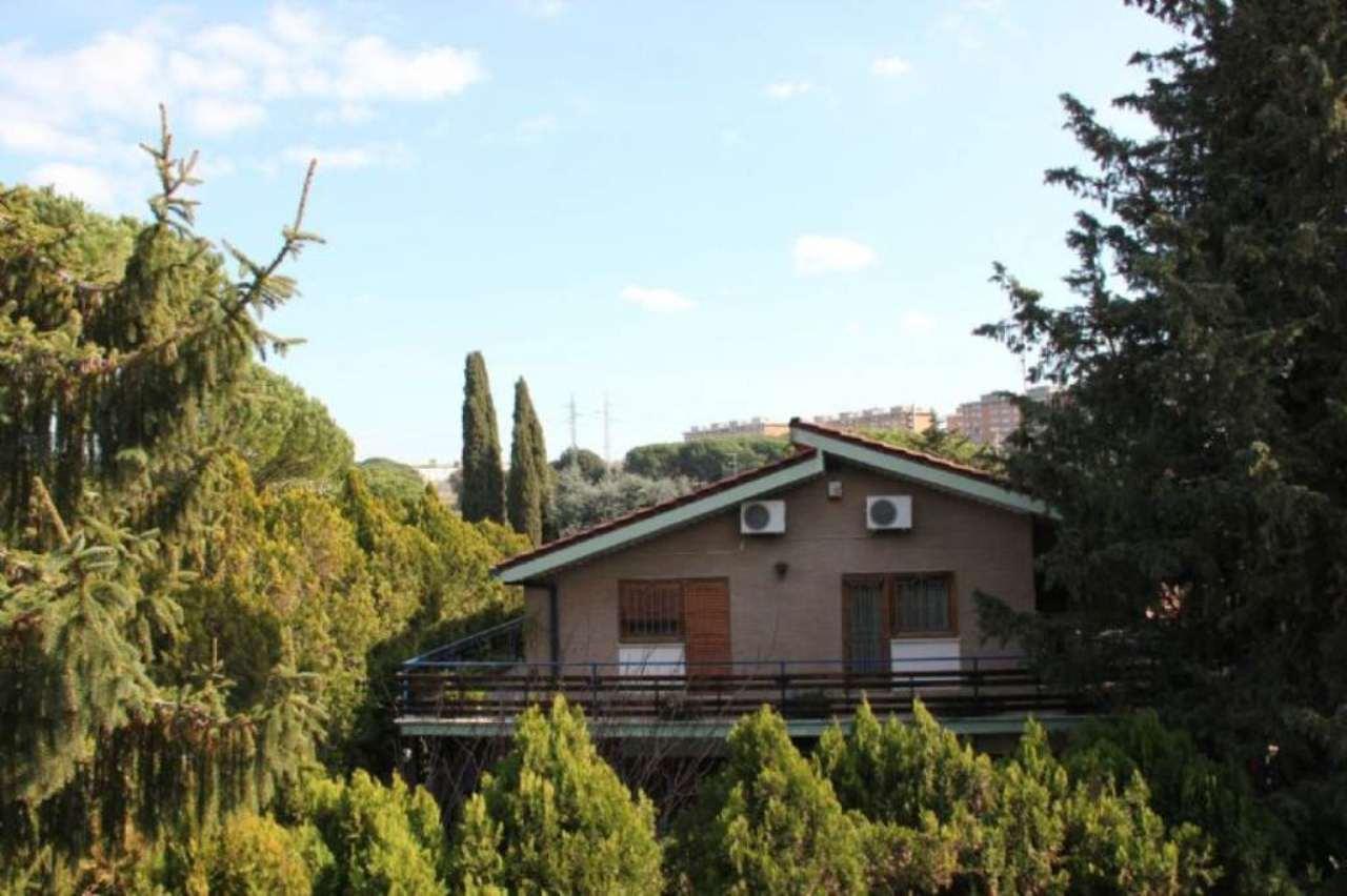 Villa in affitto a Roma in Via Francesco Bartolomeo Rastrelli, 42