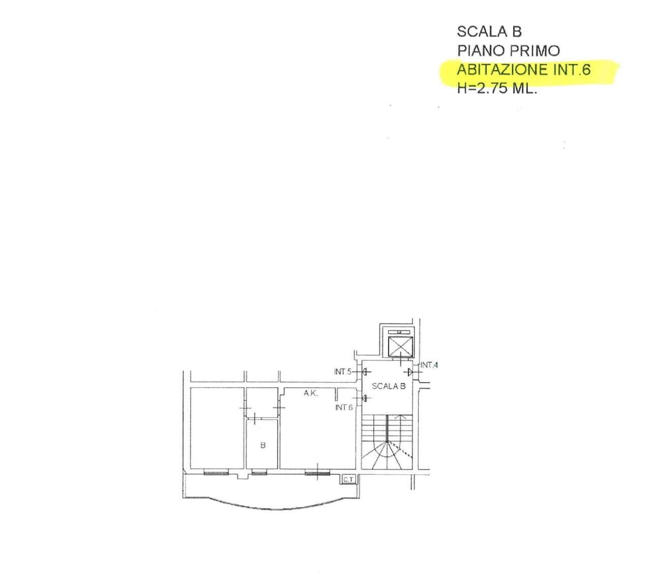 Affitto  bilocale Grottaferrata Viale I Maggio 1 1065325