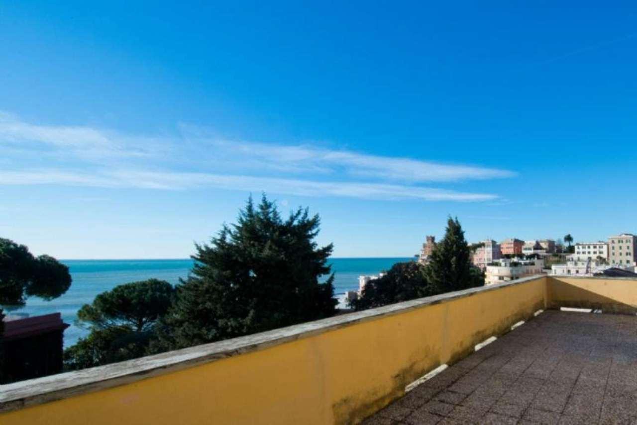Villa In Vendita A Quarto Genova