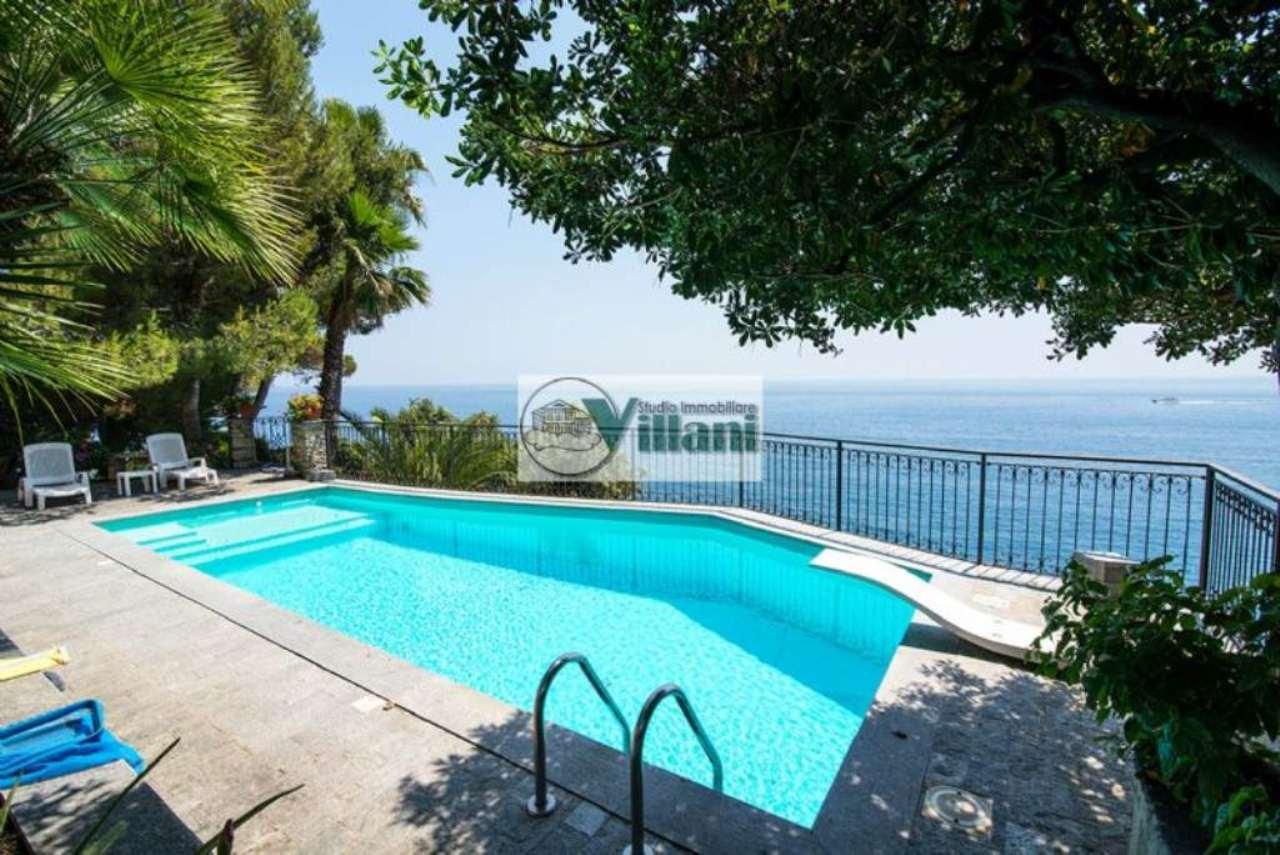 Villa in vendita a Pieve Ligure, 10 locali, Trattative riservate | Cambio Casa.it