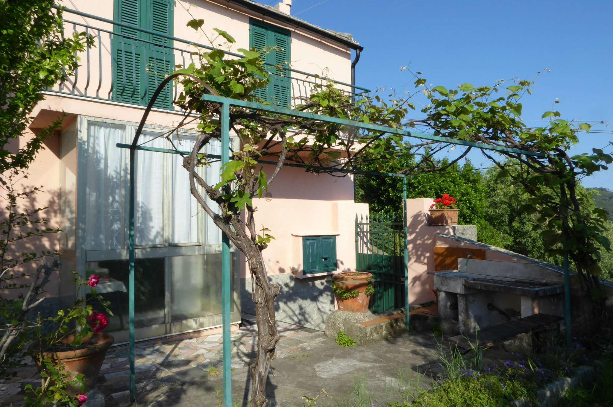 Annunci immobiliari di appartamenti con giardino a genova for Casa con giardino genova