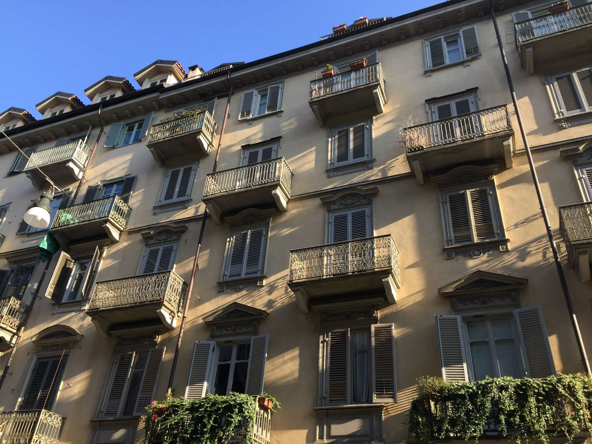 Foto 1 di Appartamento via Massena 61, Torino (zona Crocetta, San Secondo)