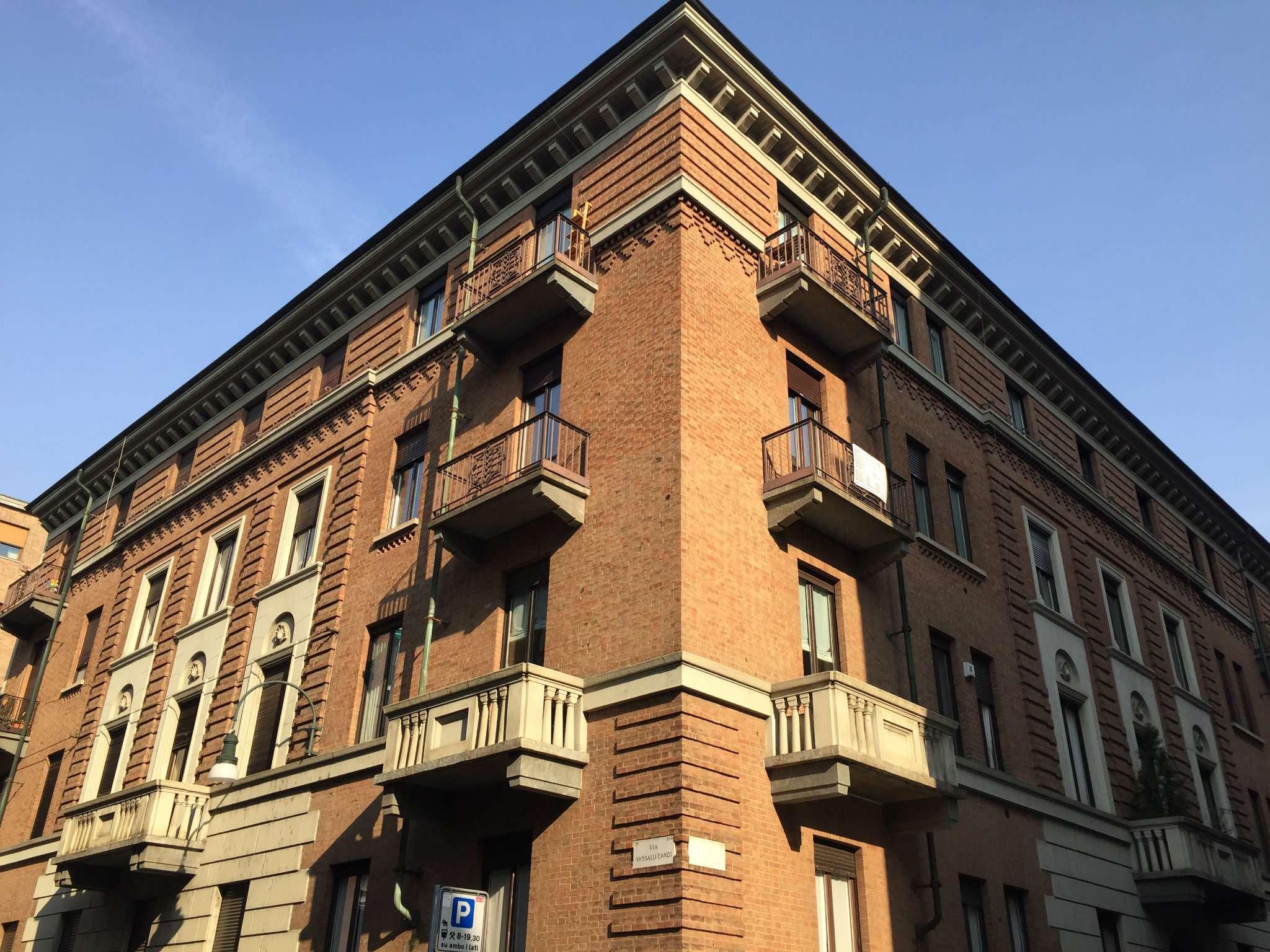 Foto 1 di Appartamento via Gropello 10, Torino (zona Cit Turin, San Donato, Campidoglio)