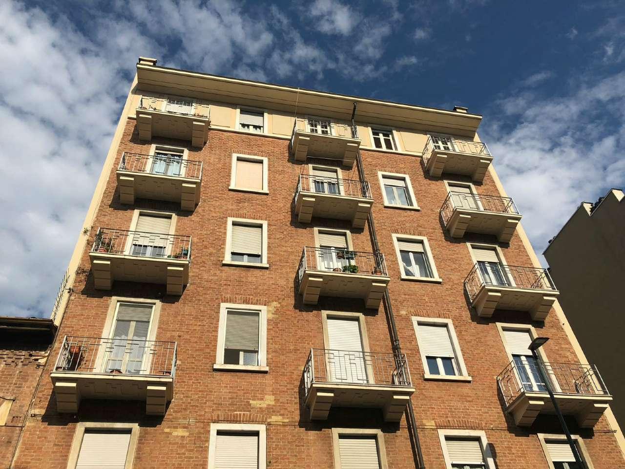 Foto 1 di Trilocale via Caprie 5, Torino (zona Cit Turin, San Donato, Campidoglio)