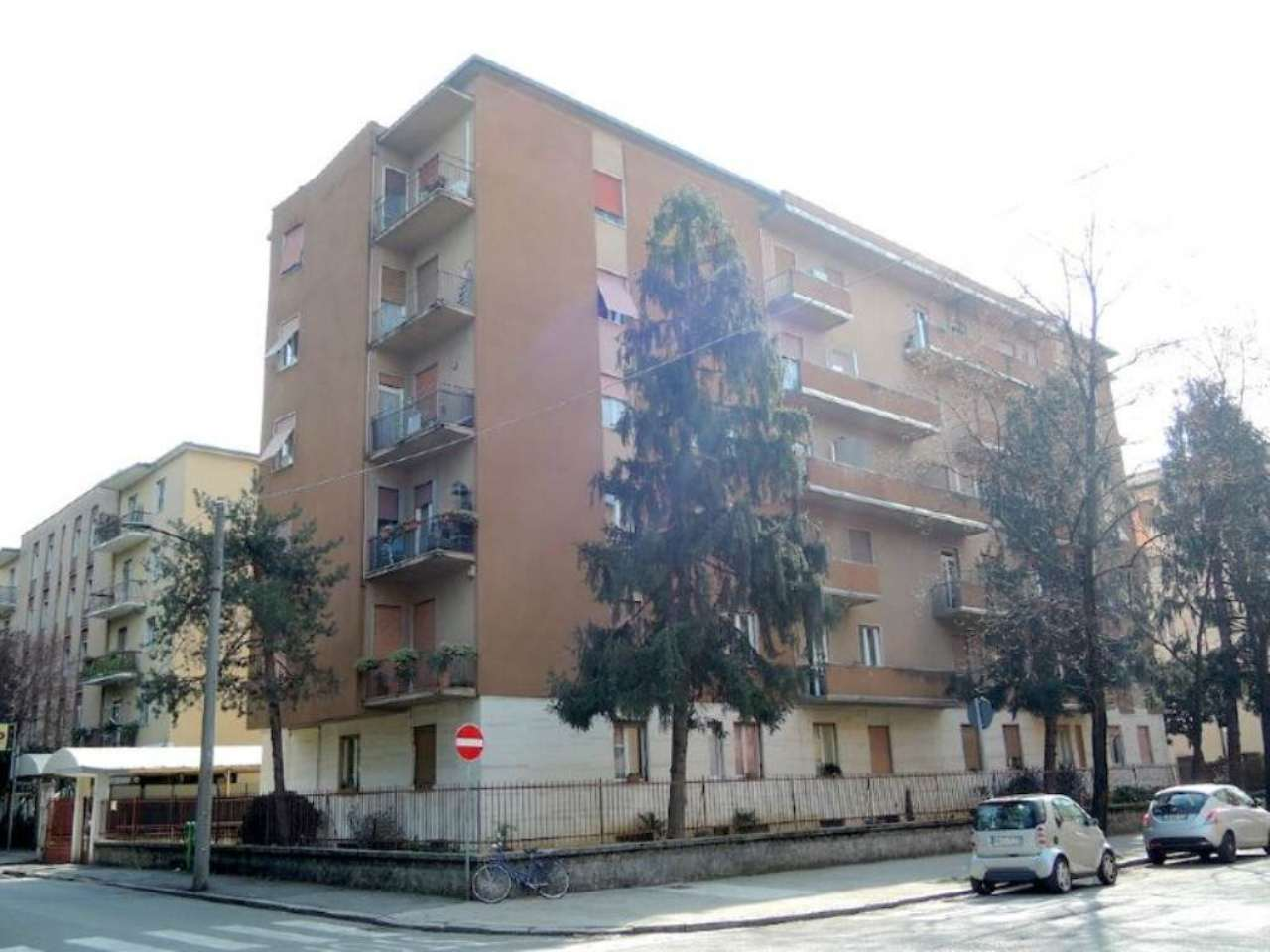 Bilocale Brescia Via Massimo D'azeglio 1